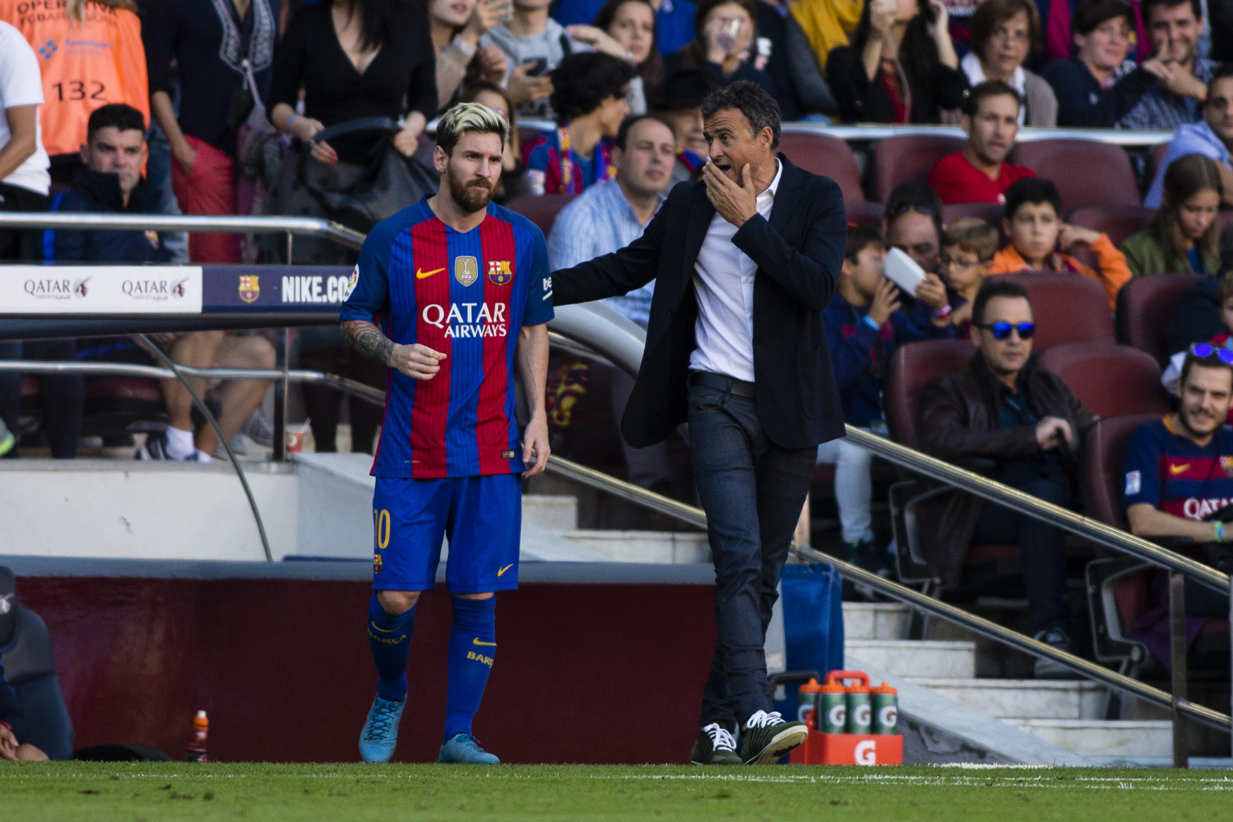FC Barcelona v RC Deportivo La Coruna - La Liga