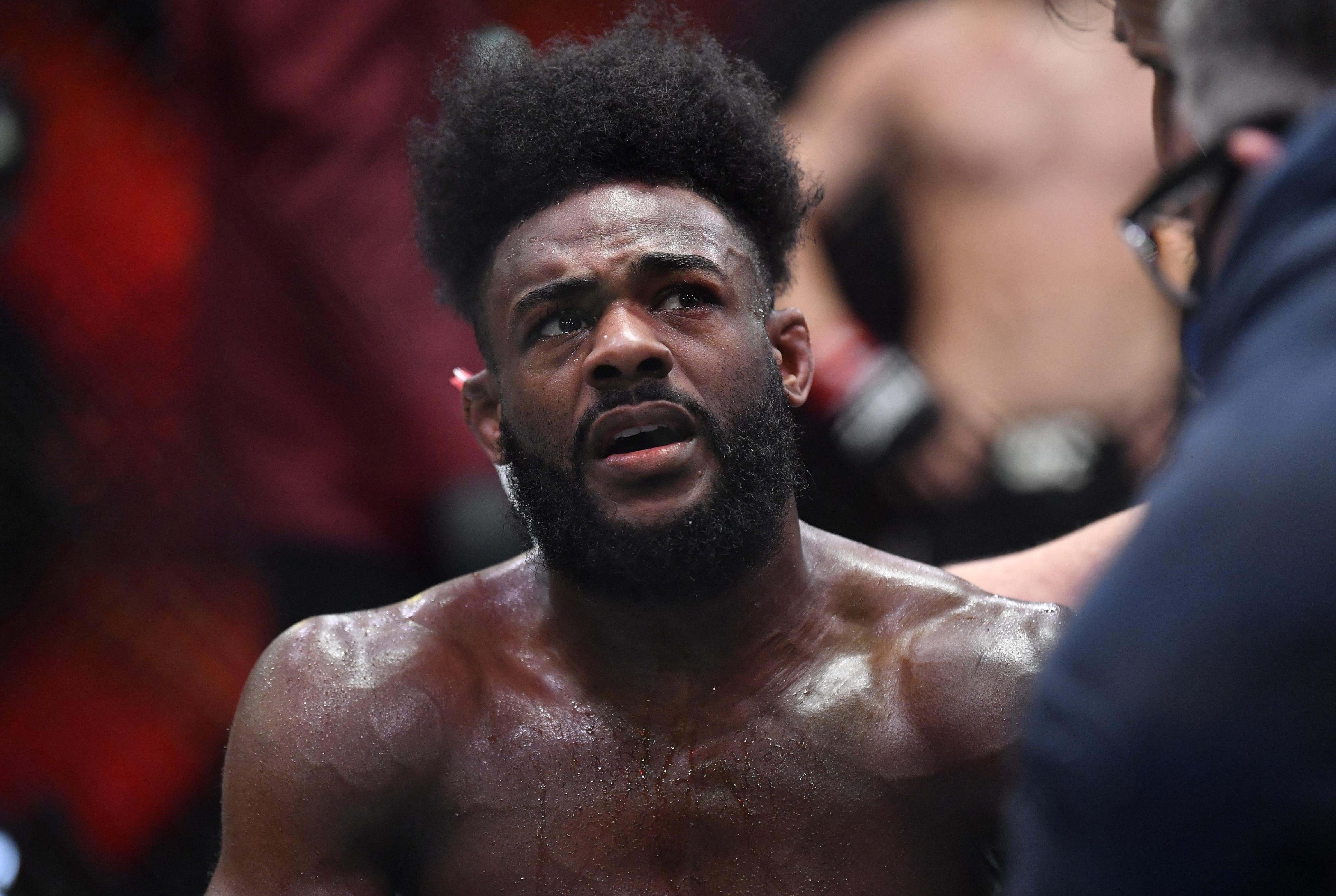 UFC 259: Petr Ya vs. Alajamain Sterling