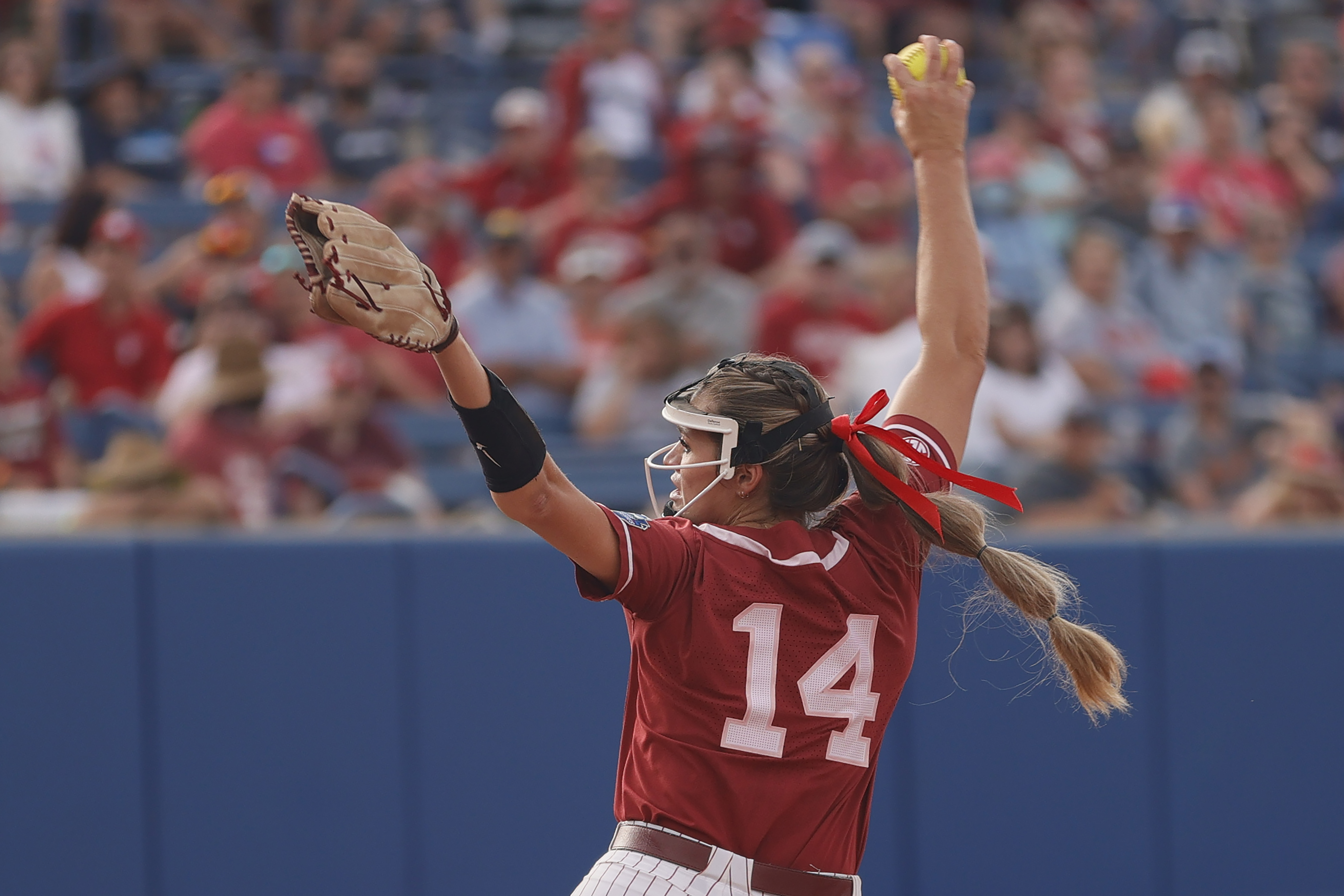 NCAA Division 1 Women's College World Series - Game 14 - Florida State v Alabama