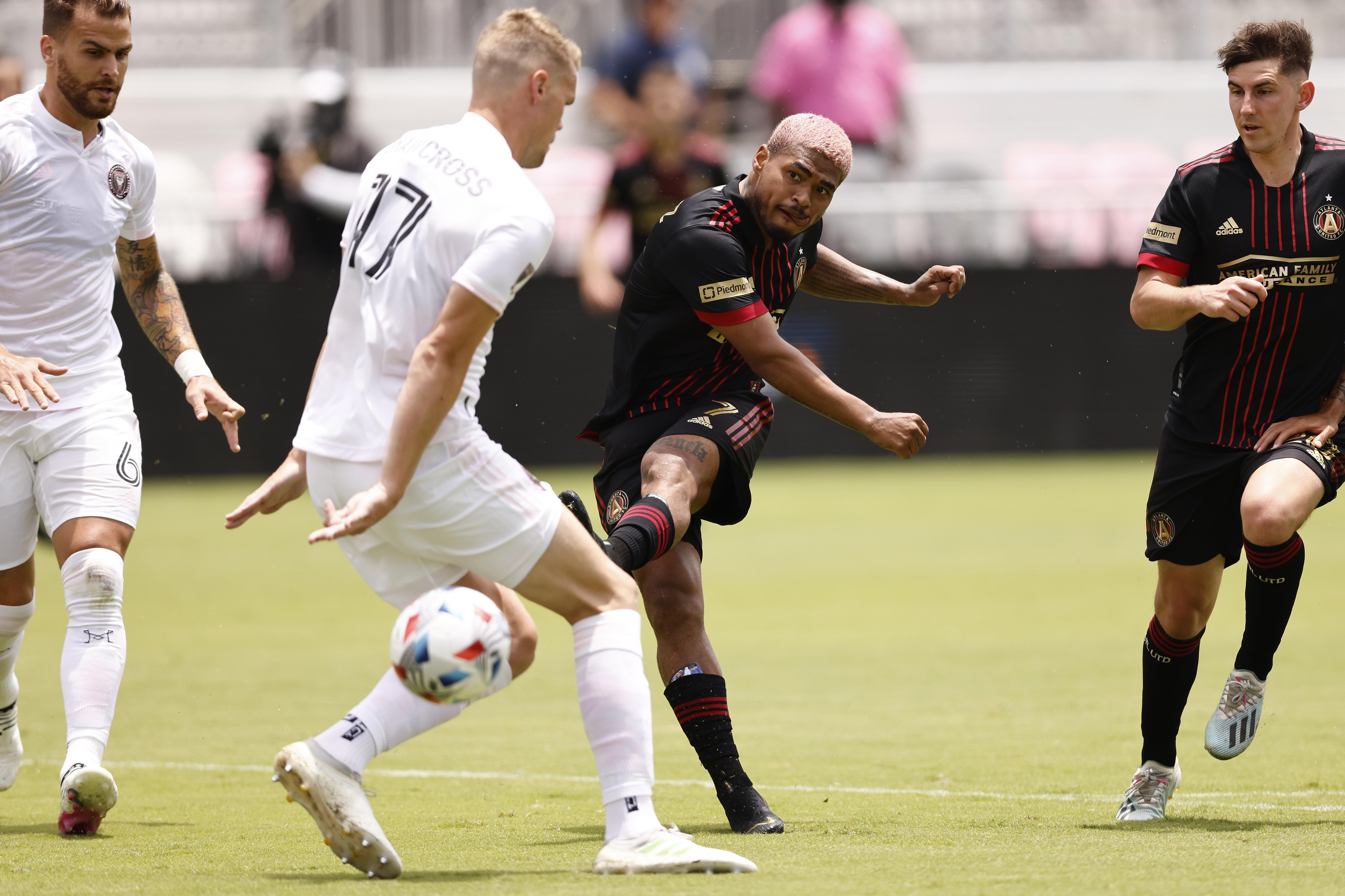 Atlanta United v Inter Miami CF