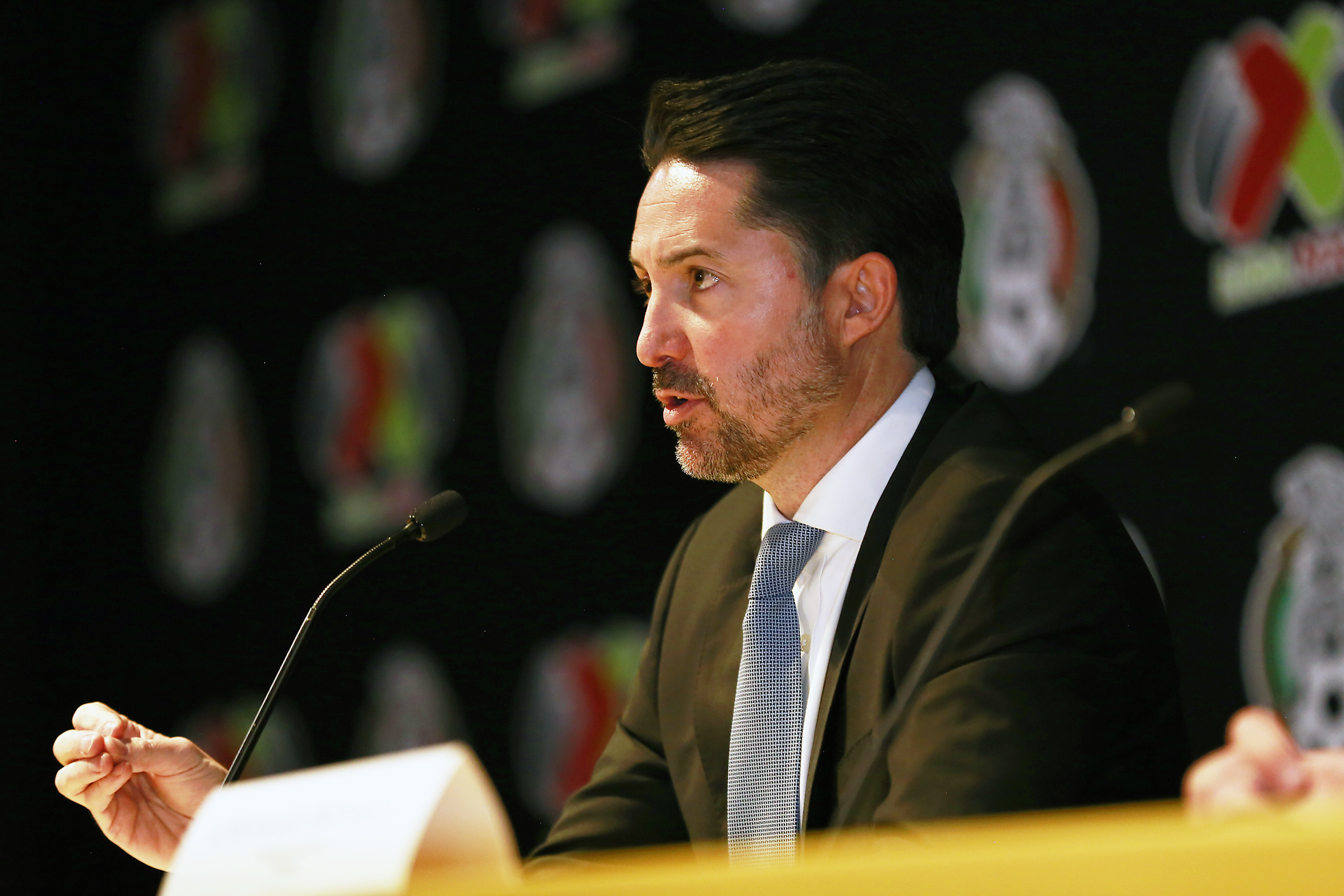 Mexican Football Federation Press Conference
