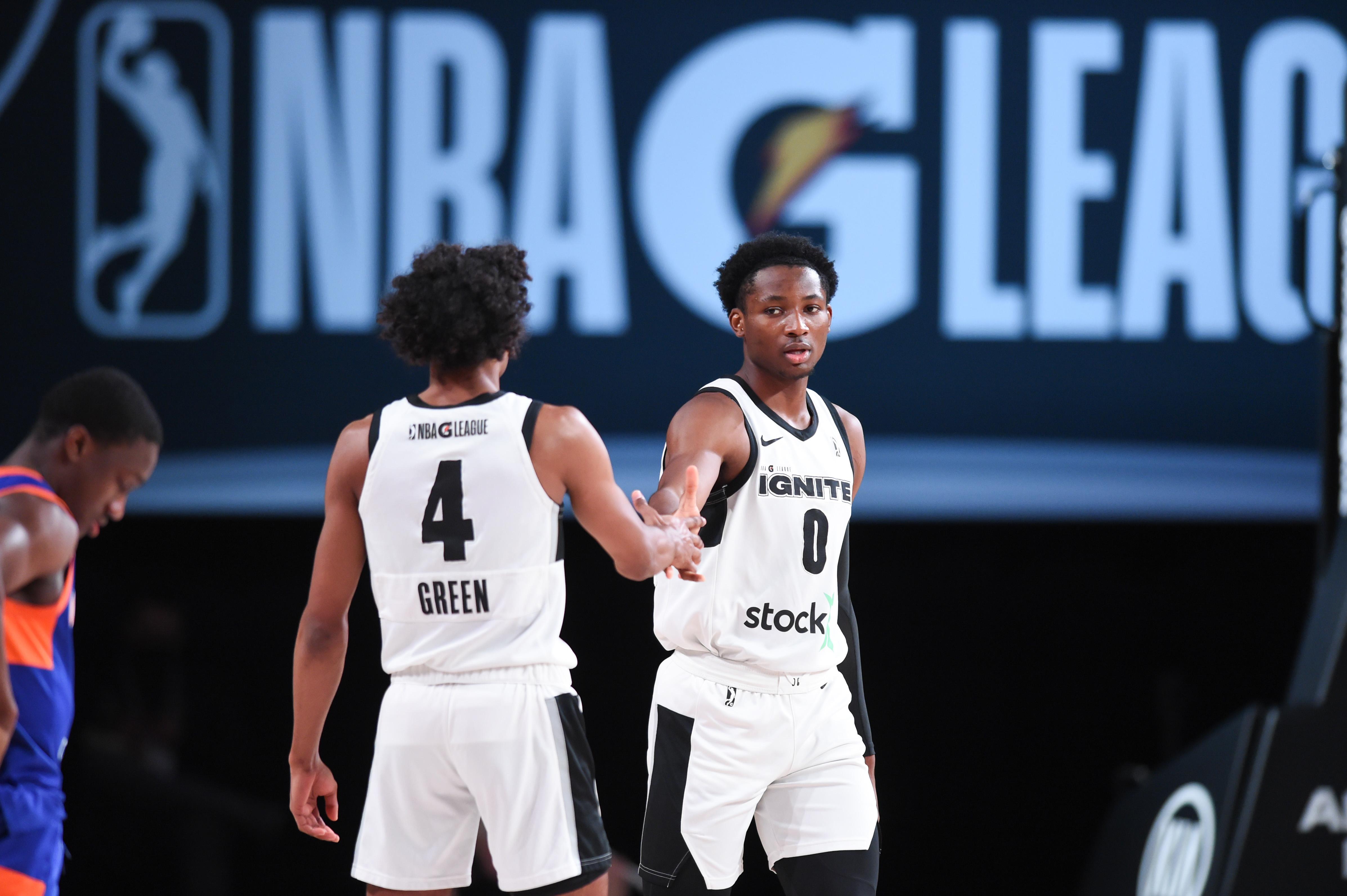 G League Ignite v Westchester Knicks