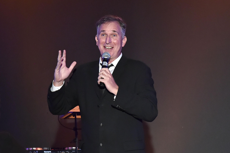 首届棕榈泉国际喜剧节晚宴