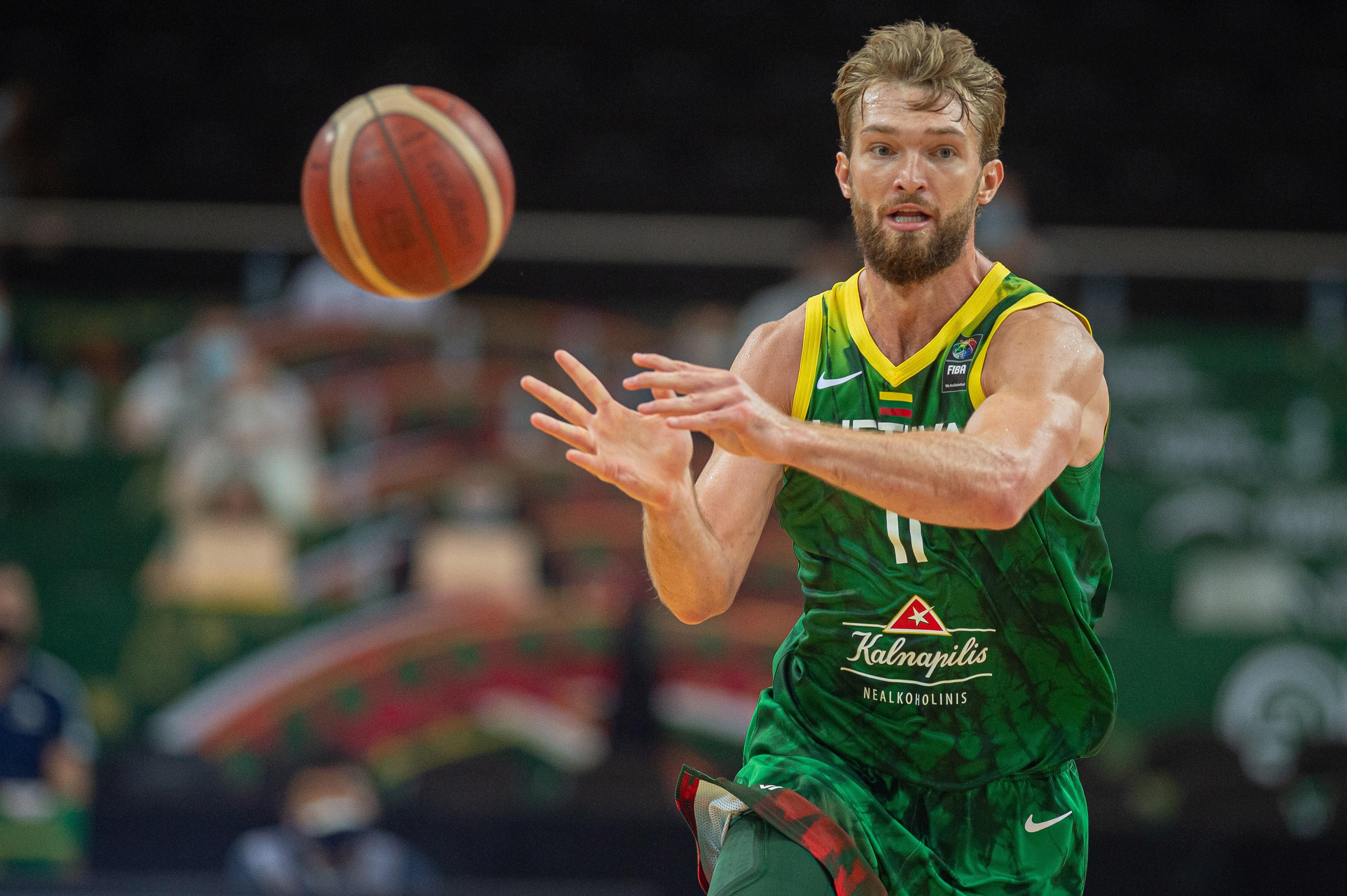 LITHUANIA-KAUNAS-BASKETBALL-FIBA OQT-LITHUANIA VS SOUTH KOREA