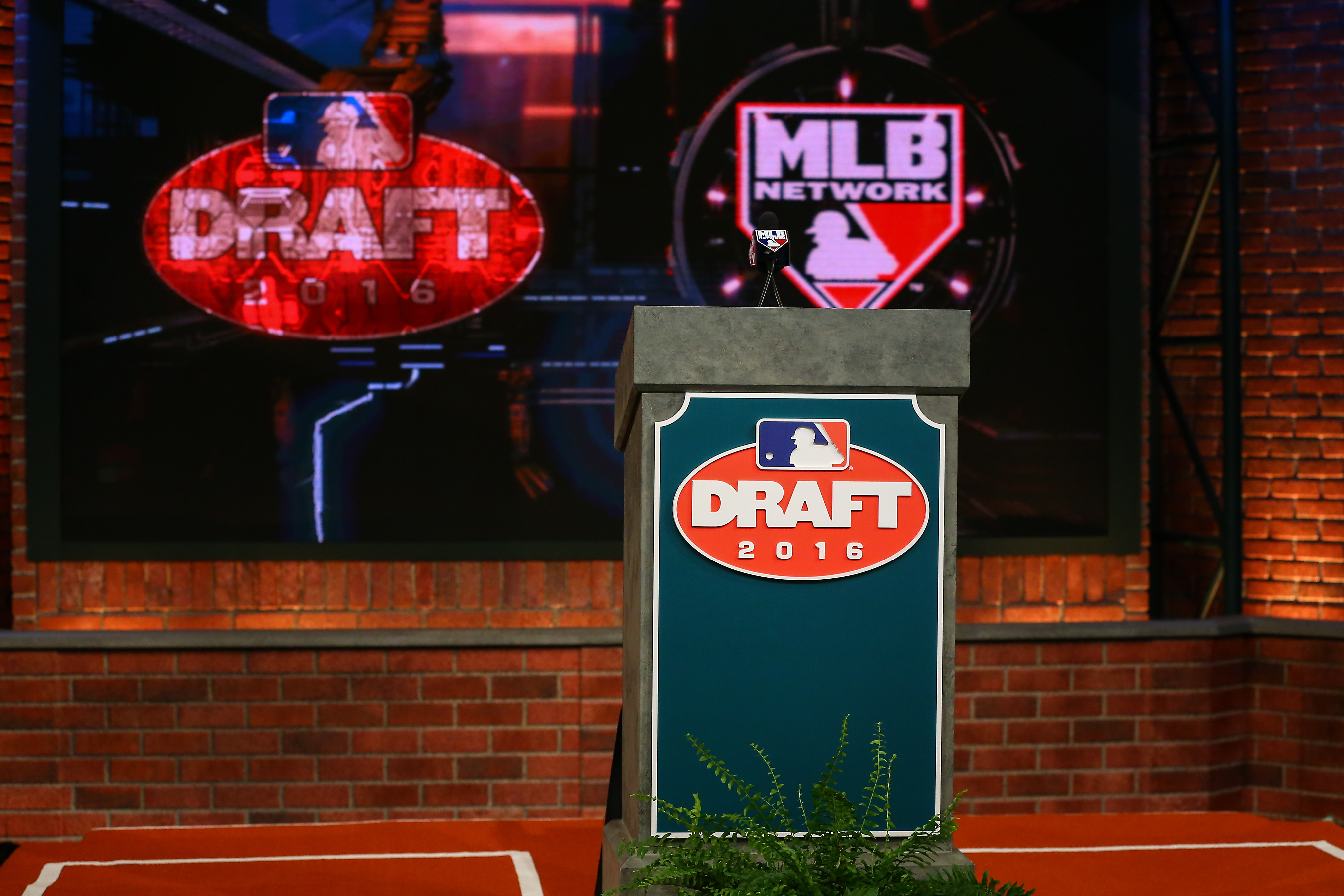 MLB: JUN 09 First-Year Player Draft