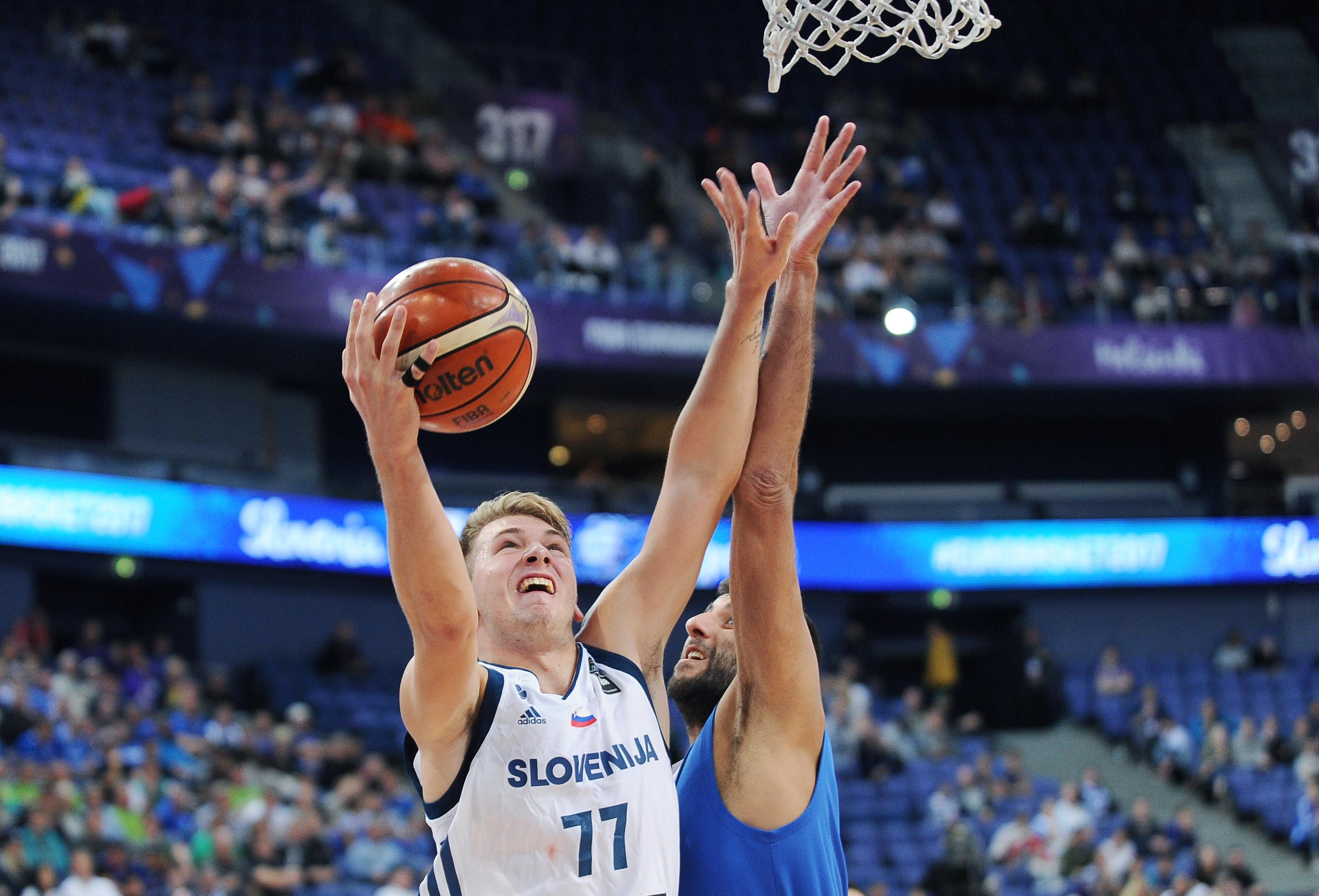 Slovenia v Greece - FIBA Eurobasket 2017: Group A