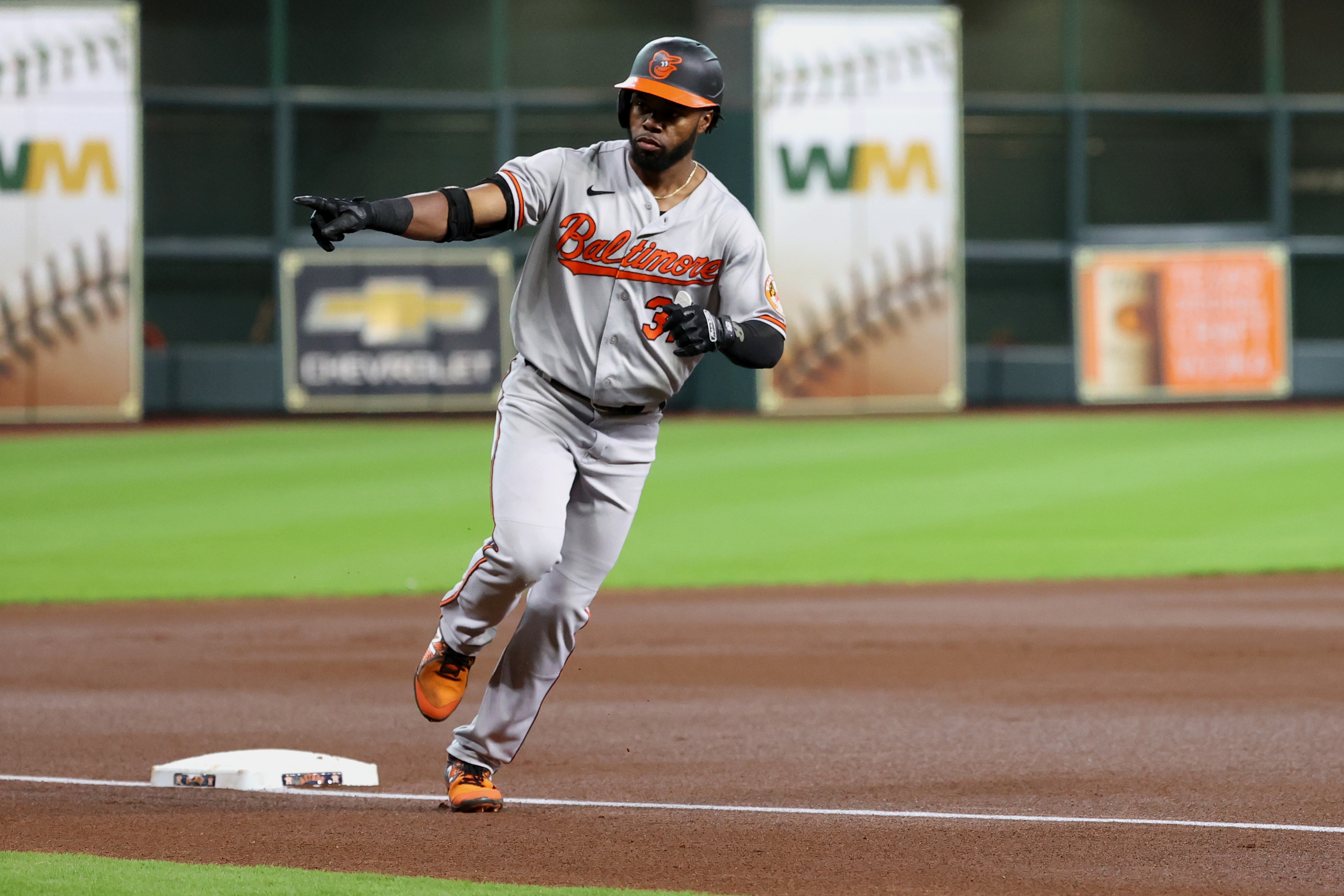 Baltimore Orioles v Houston Astros