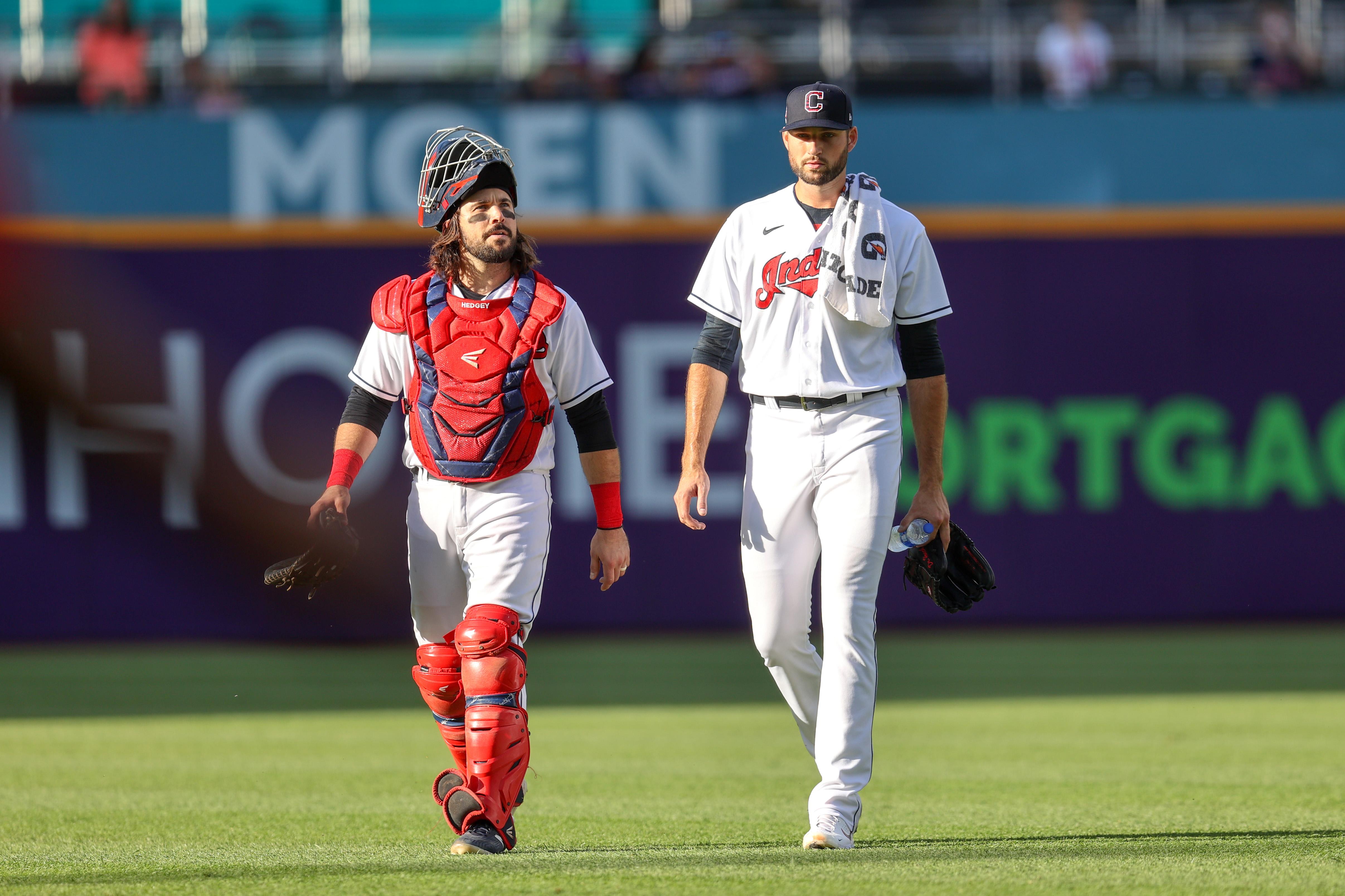 MLB: JUL 02 Astros at Indians