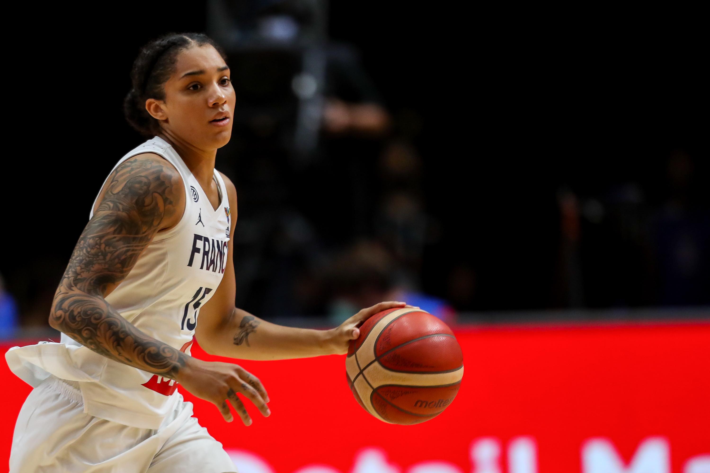 France V Serbia - Women's EuroBasket 2021