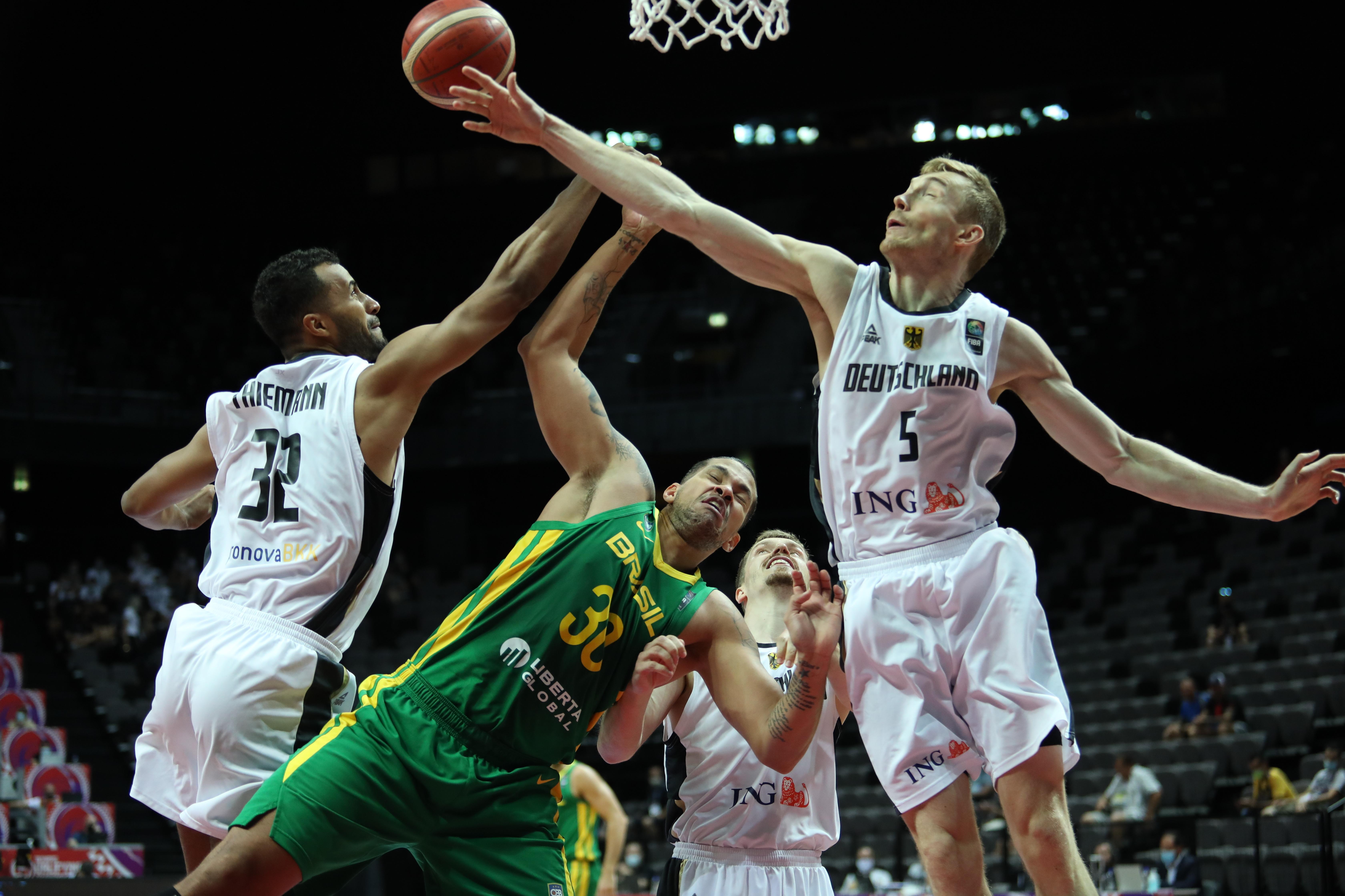 Germany v Brazil - Final: 2020 FIBA Men's Olympic Qualifying Tournament