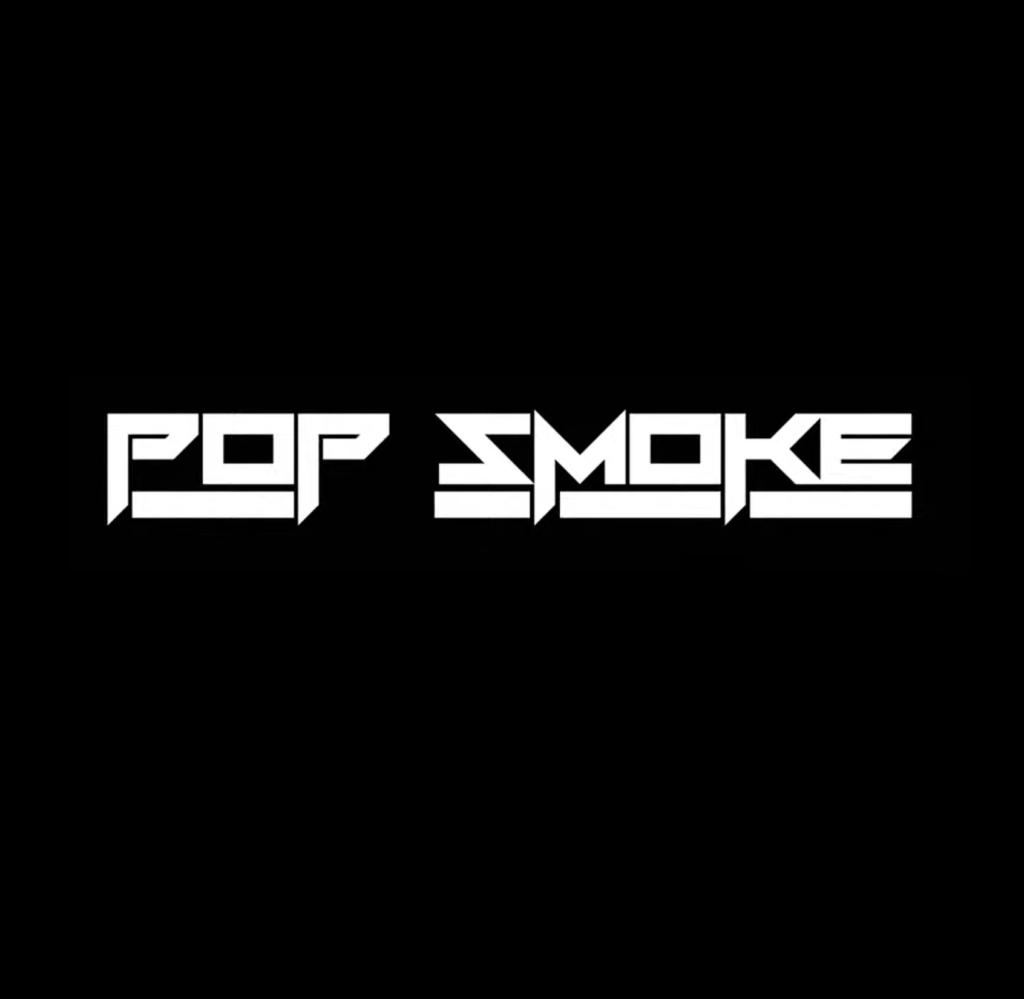 Pop Smoke's self-titled album artwork