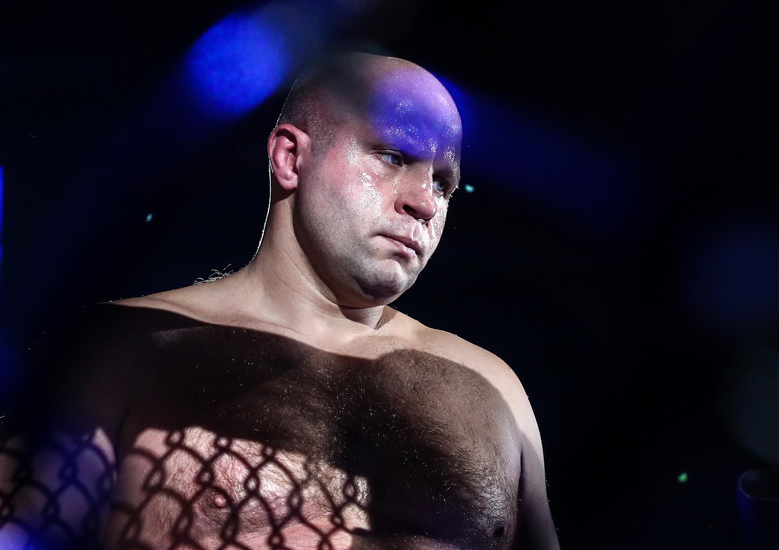 Bellator 237 in Japan: Fedor Emelianenko vs Rampage Jackson