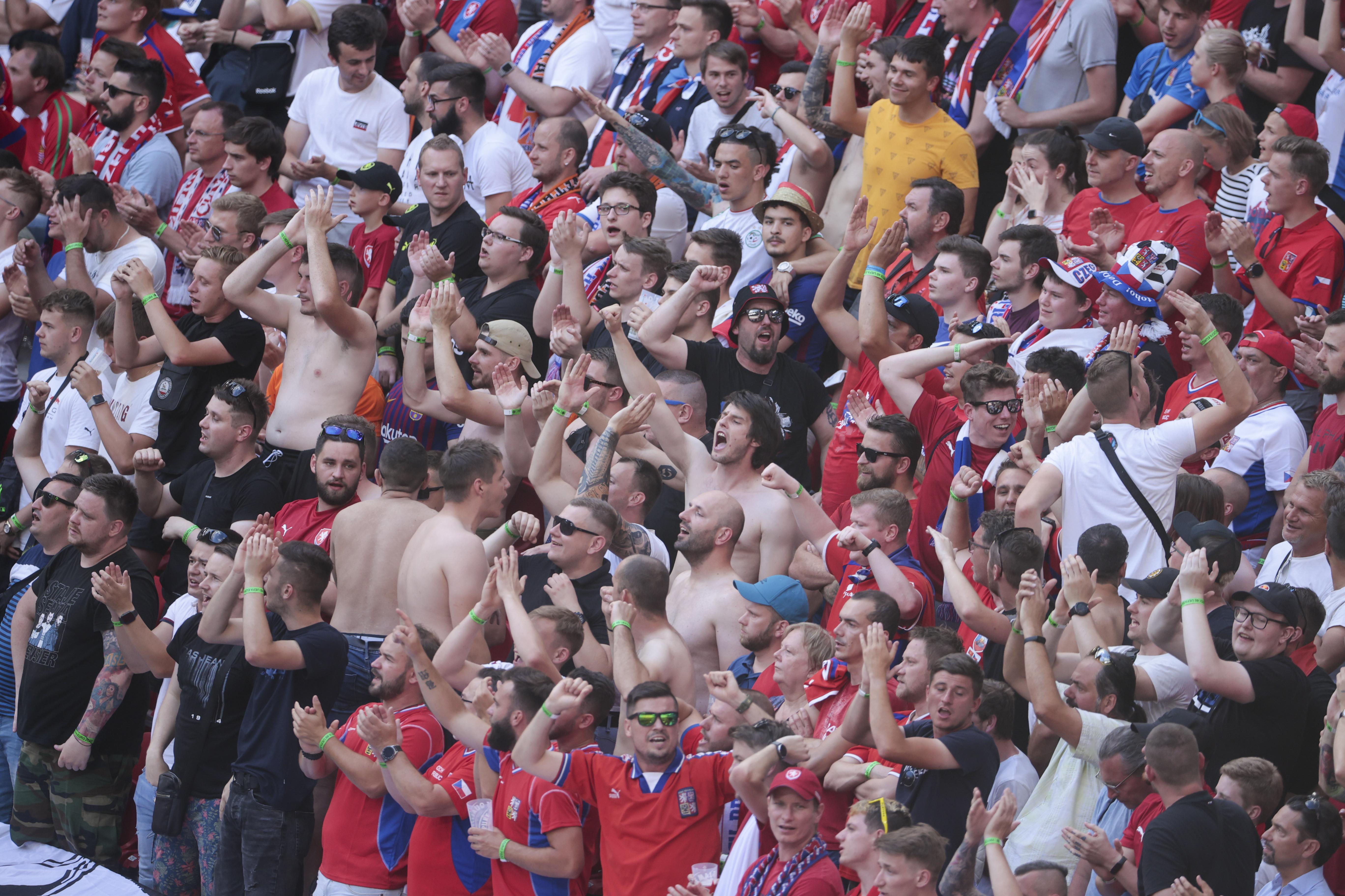 EURO 2020: Netherlands v Czech Republic