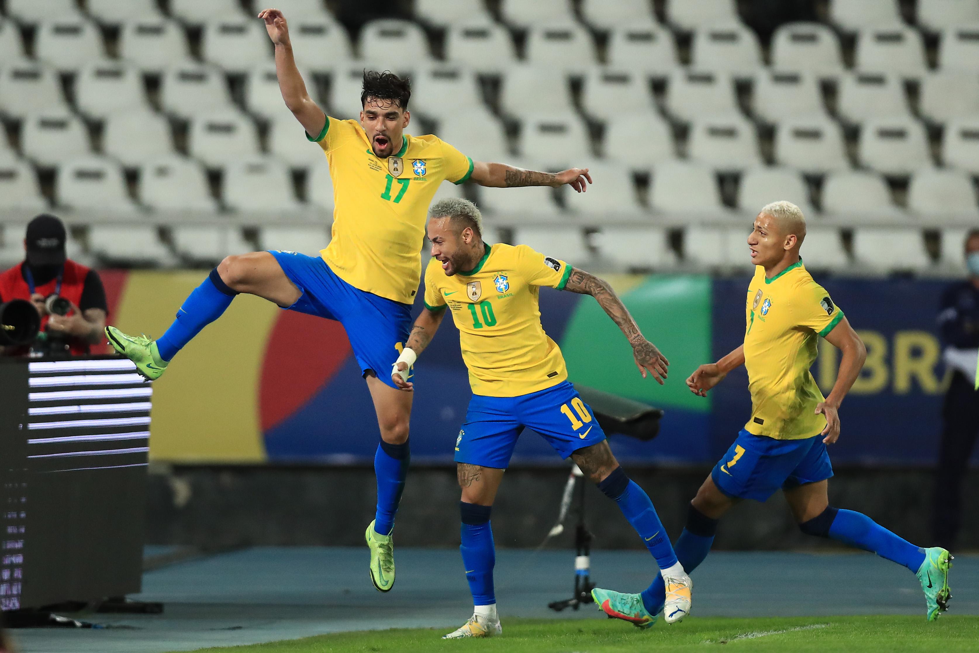 Brazil v Peru - Copa America Brazil 2021: Semifinal