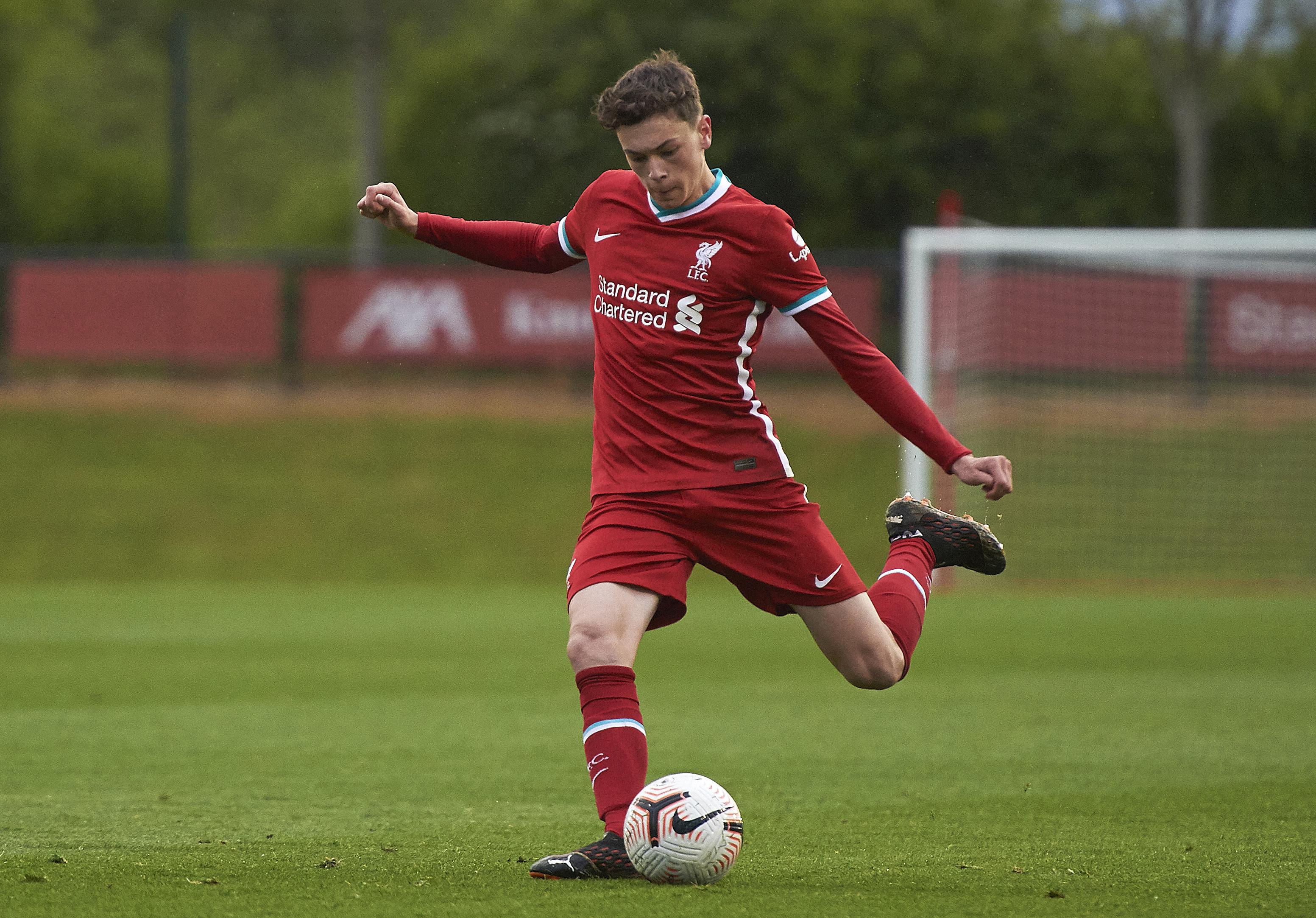 Liverpool U18 v Derby County U18: U18 Premier League