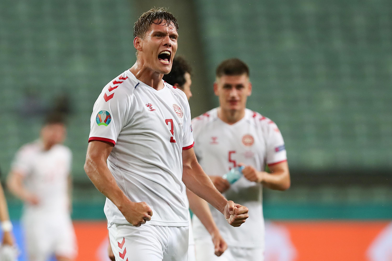 Jannik Vestergaard, Denmark, Southampton, Tottenham. transfer, Premier League