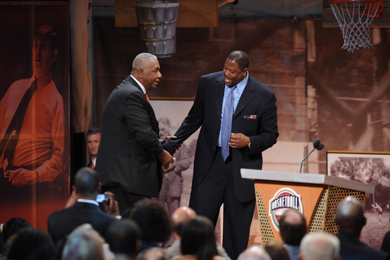 Basketball Hall of Fame Class of 2008 Enshrinement & Festivities