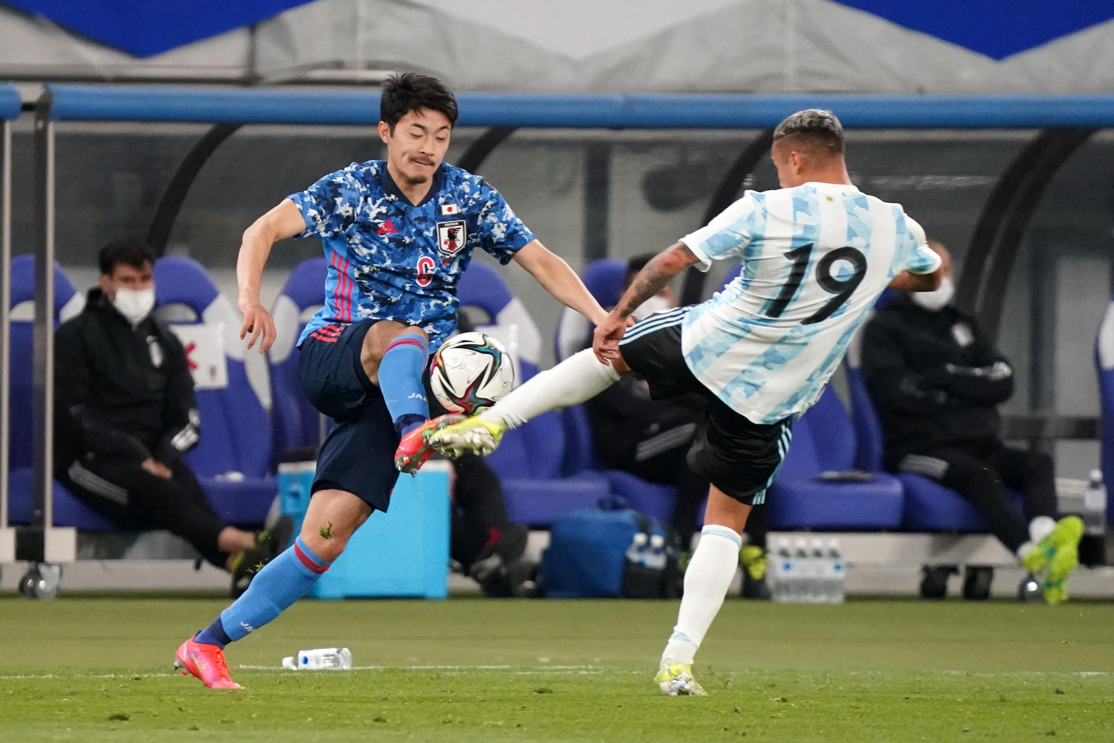 Japan v Argentina - U-24 International Friendly