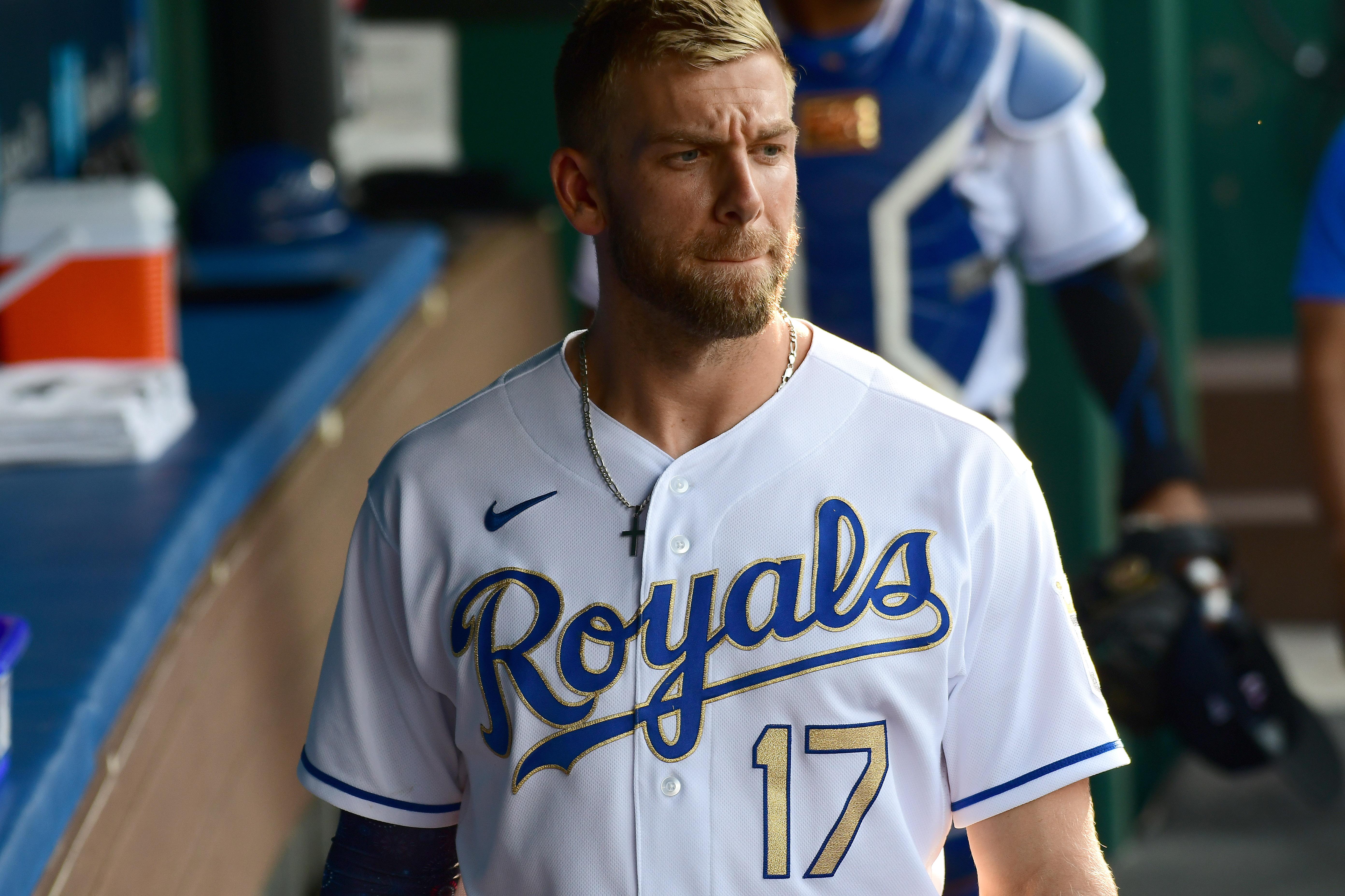 MLB: JUL 02 Twins at Royals