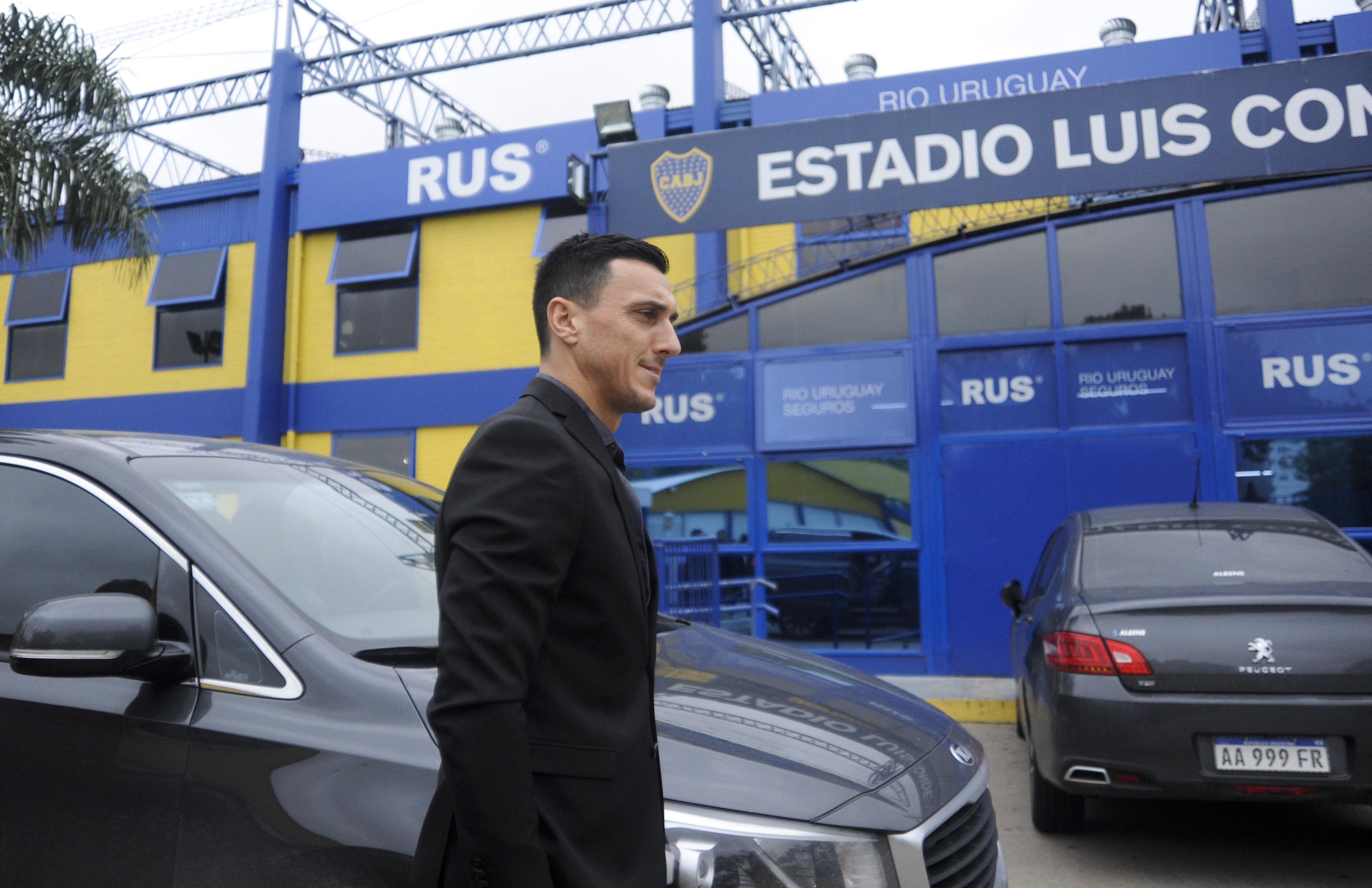 Nicolas Burdisso New Manager Of Boca Juniors