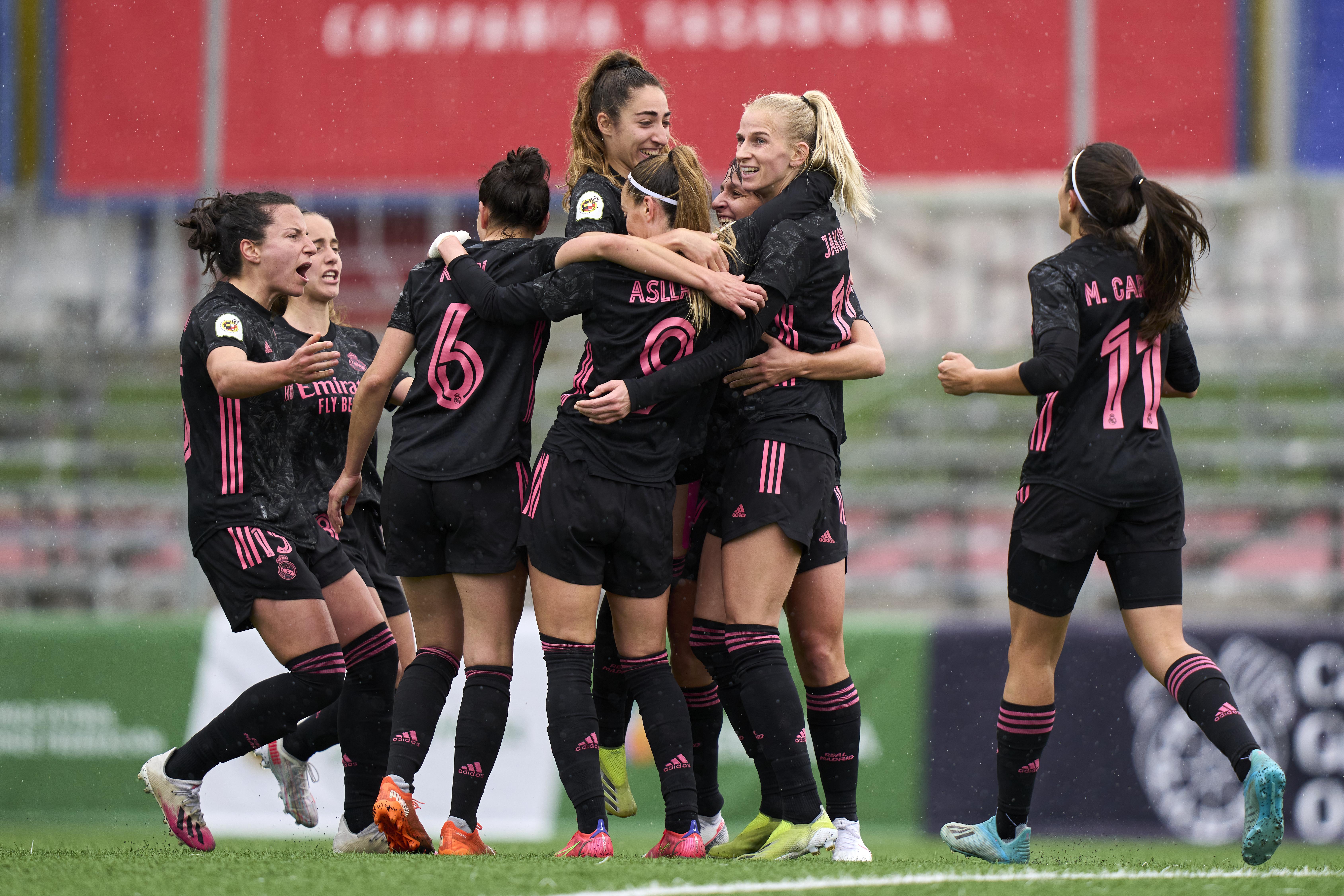 Madrid CFF v Real Madrid Femenino - Primera División Femenina