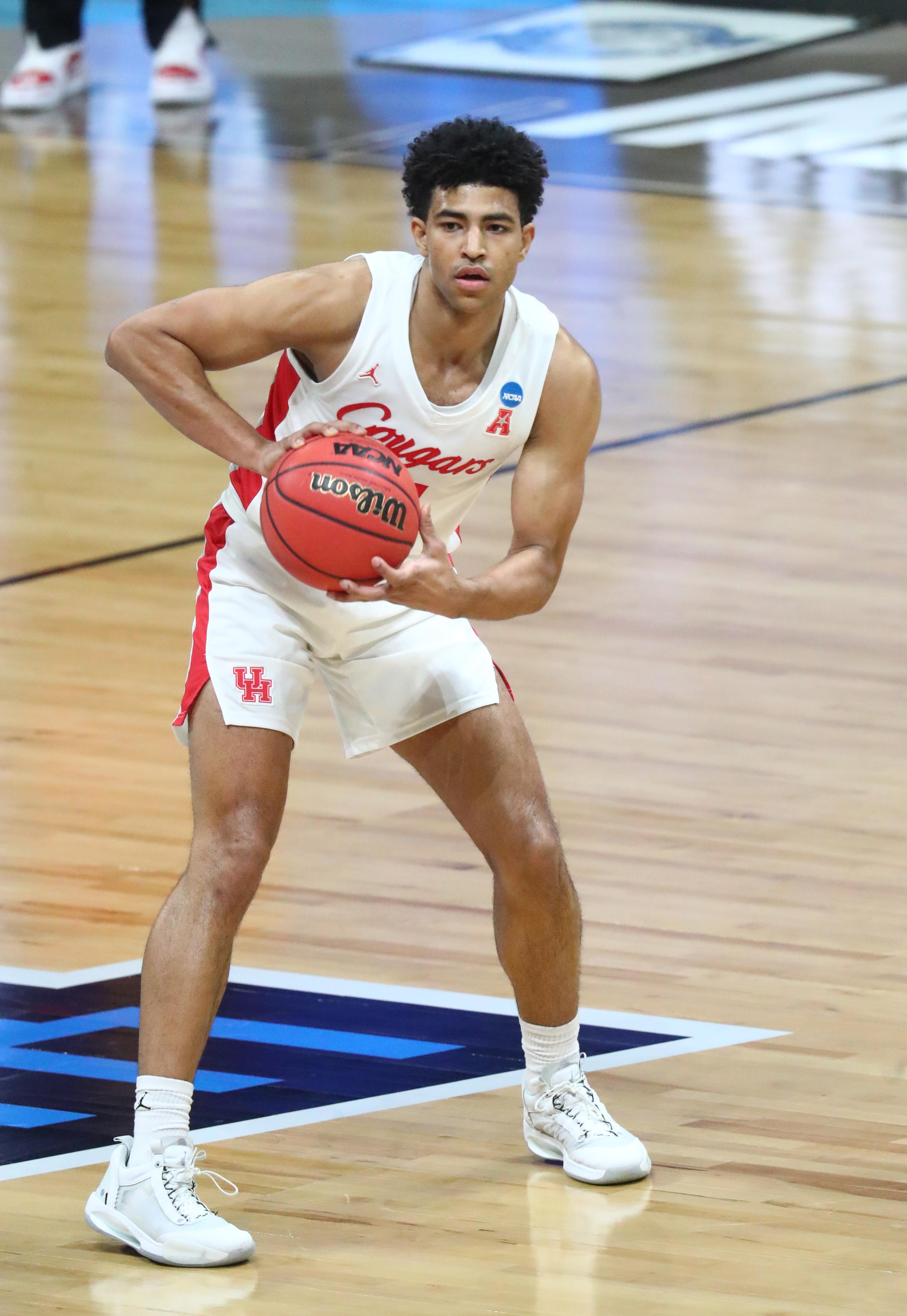 NCAA Basketball: NCAA Tournament-Oregon State at Houston