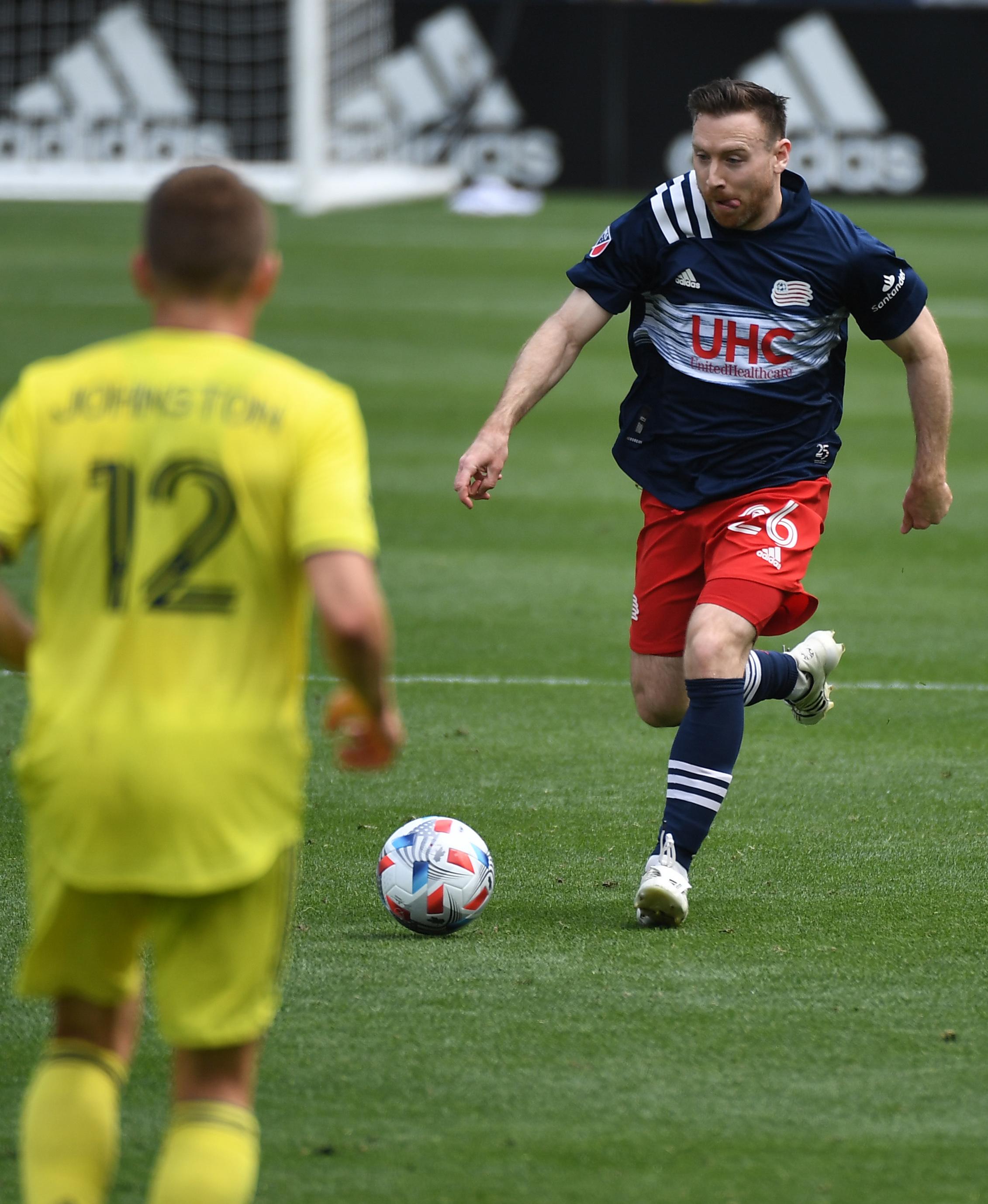 MLS: New England Revolution at Nashville SC