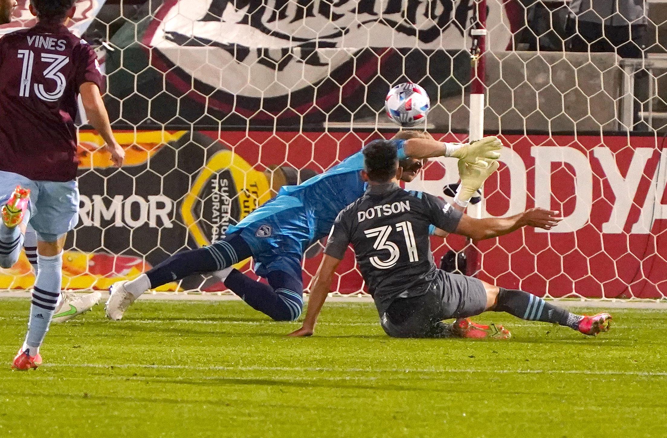 MLS: Minnesota United FC at Colorado Rapids