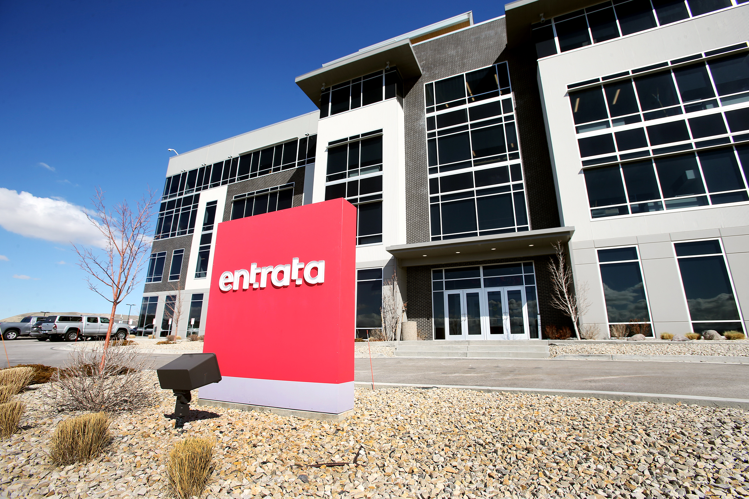 Entrata's offices in Lehi are pictured on Tuesday, Feb. 25, 2020.