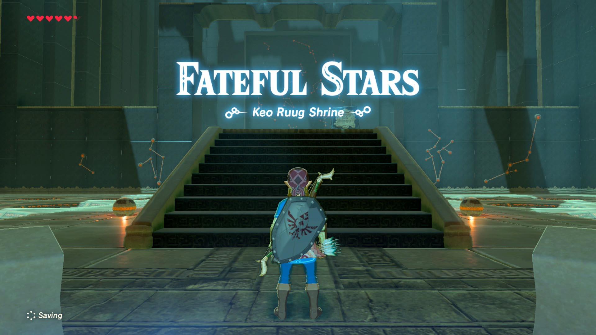 Keo Ruug shrine – Zelda: Breath of the Wild