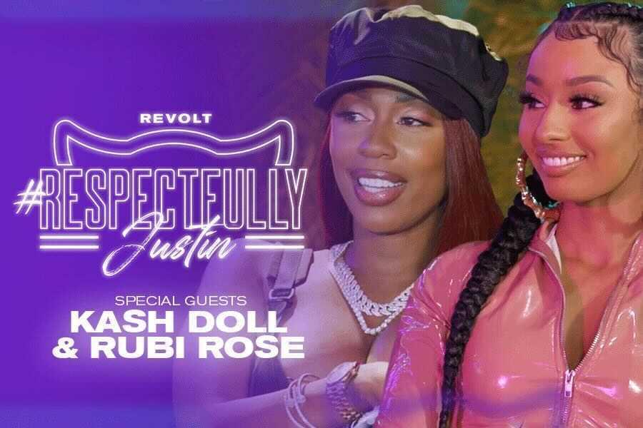 Kash Doll and Rubi Rose