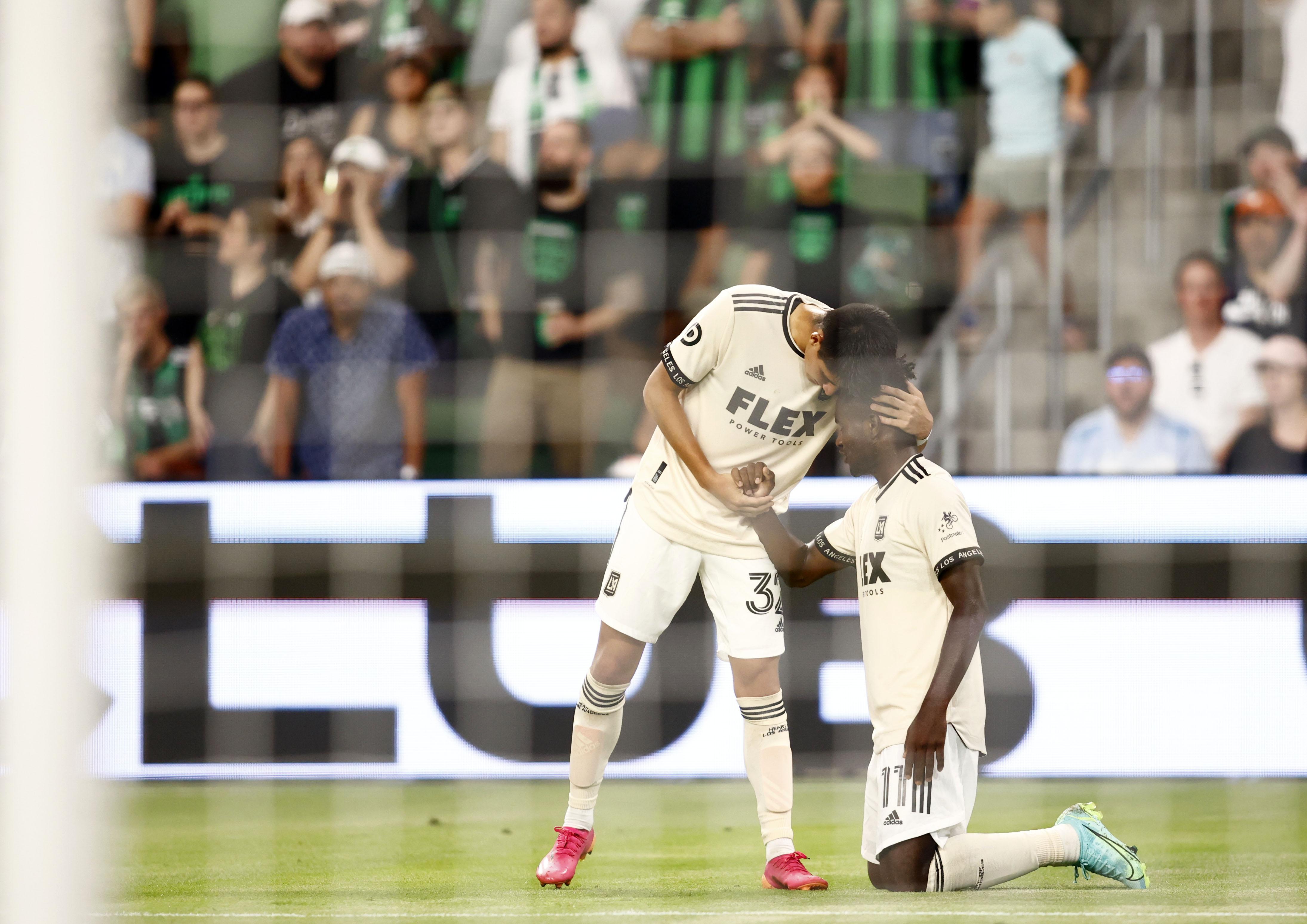MLS: Los Angeles FC at Austin FC