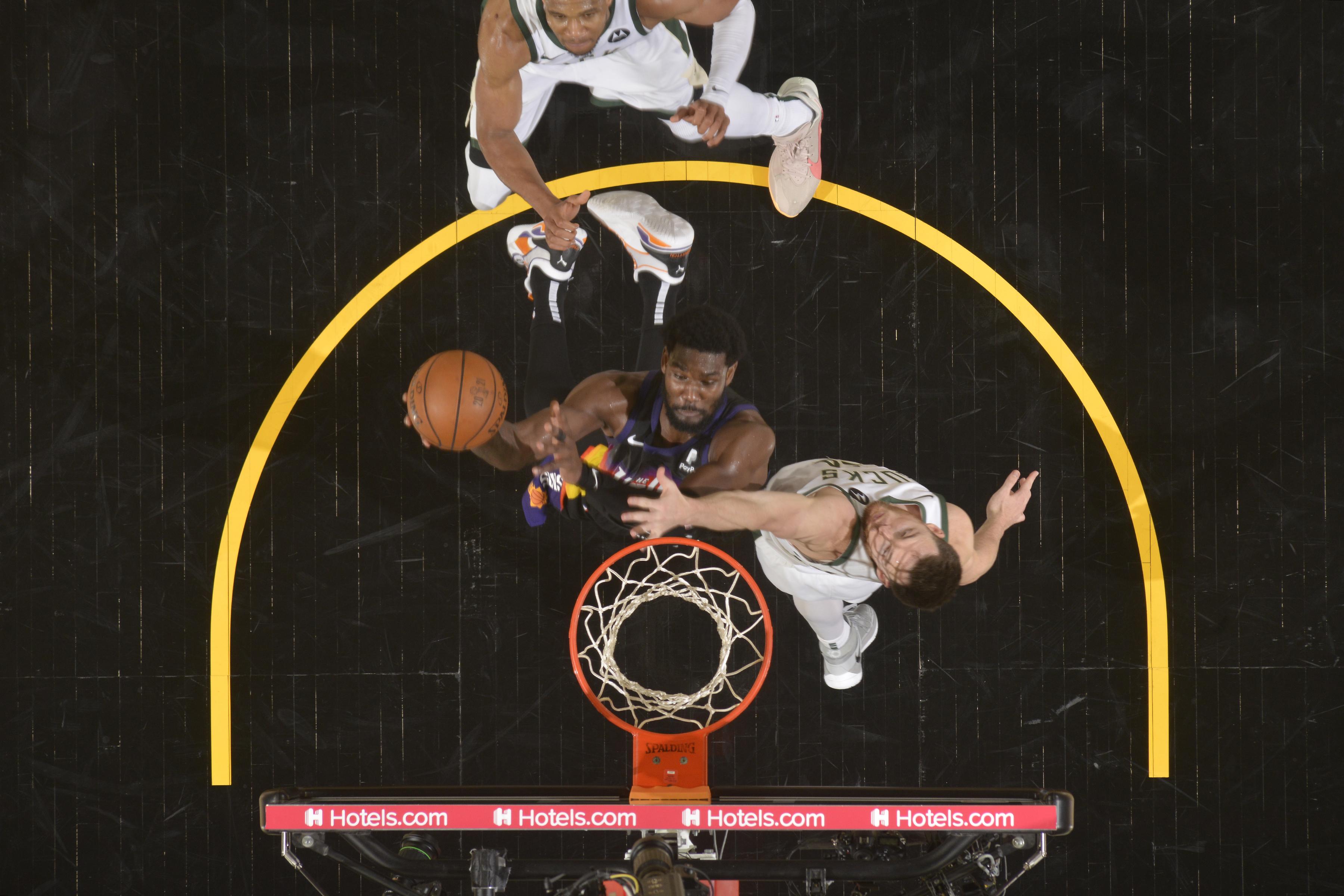 2021 NBA Finals - Milwaukee Bucks v Pheonix Suns
