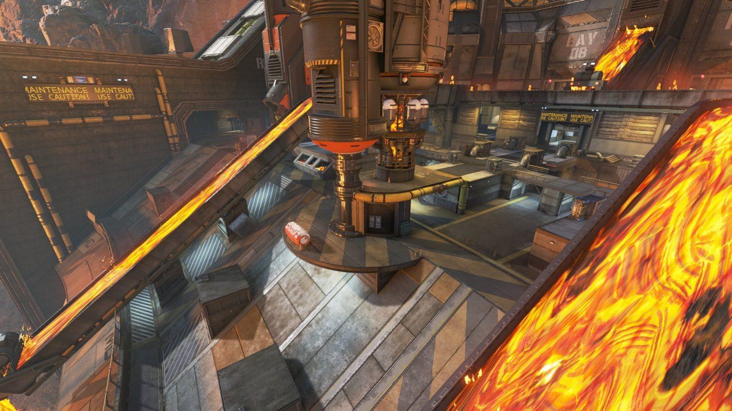 Overflow, Apex Legends new Arena map