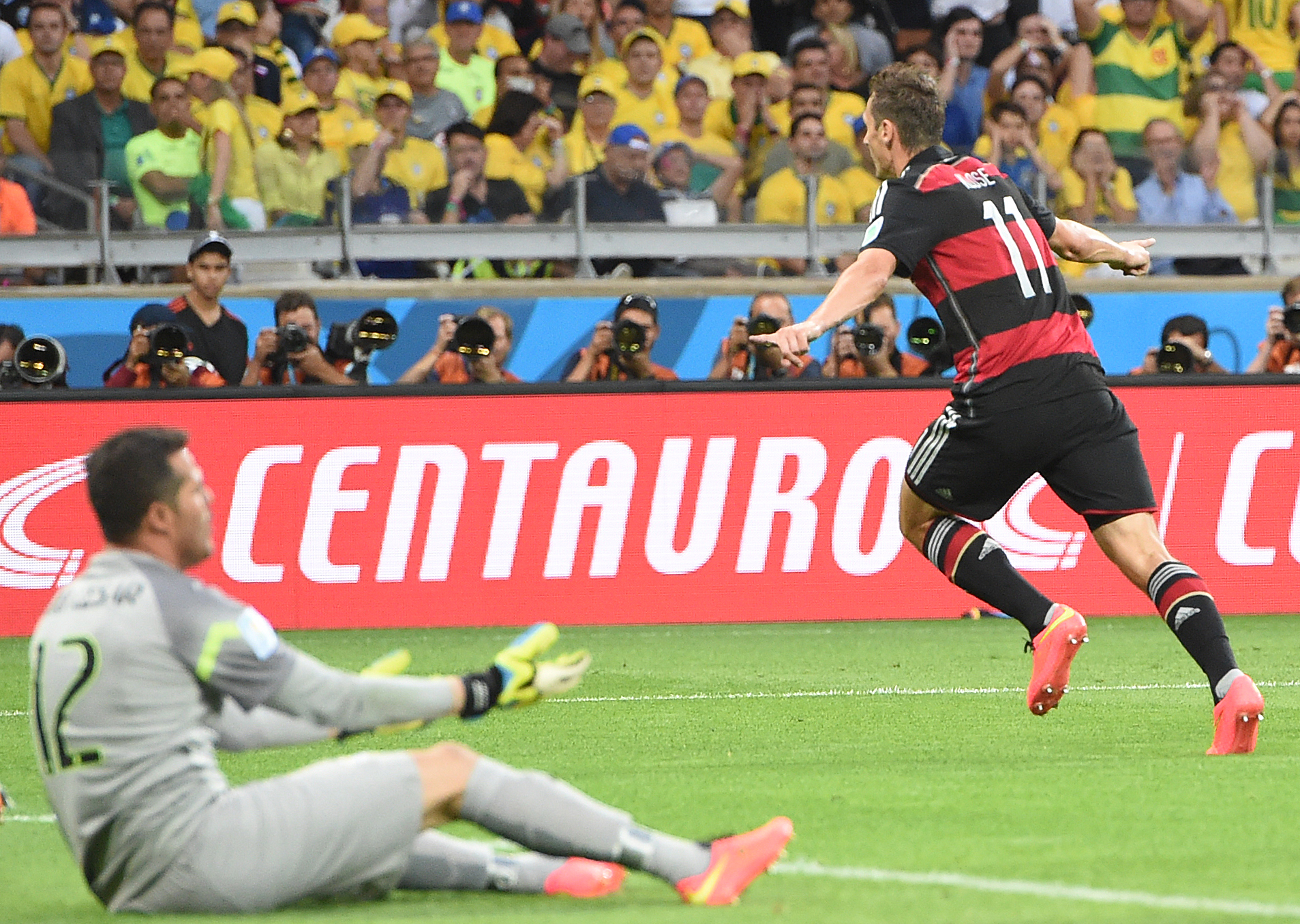 World Cup 2014 - Brazil - Germany