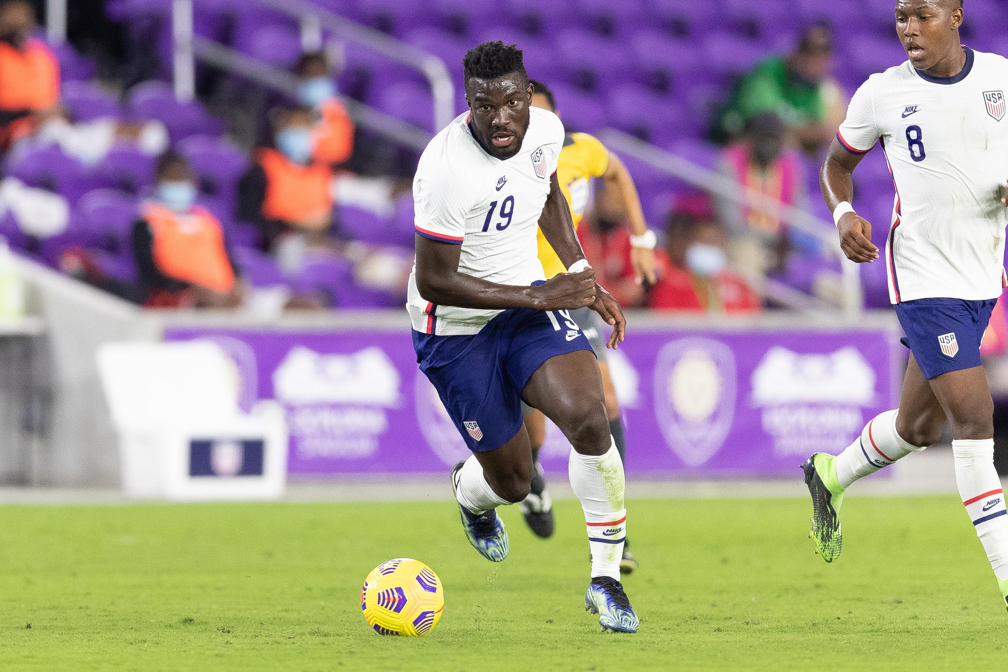 Trinidad and Tobago v USMNT