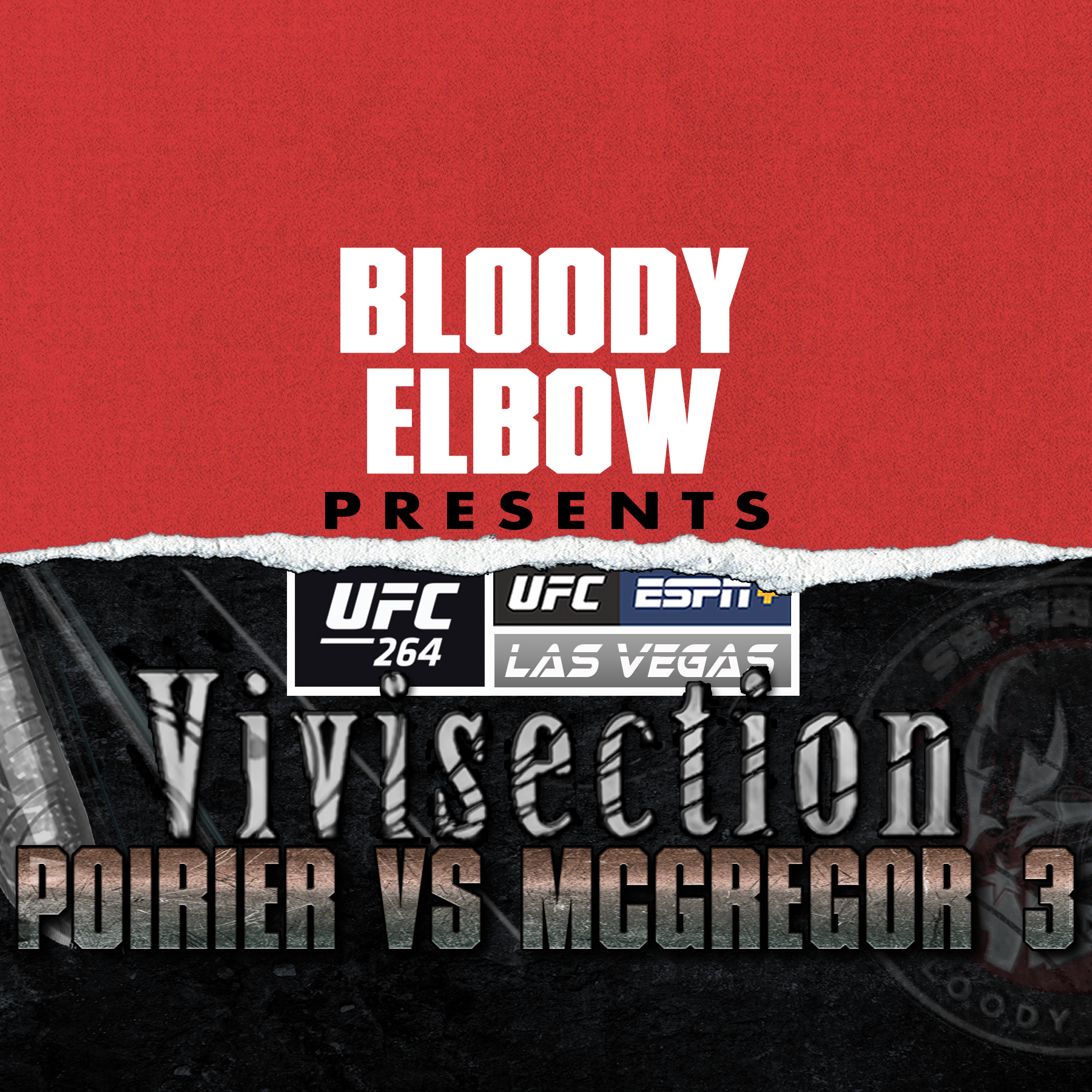 MMA VIVI, The MMA Vivisection, UFC Podcast, MMA Podcast, UFC 264, Poirier vs McGregor 3, UFC Preview, UFC Picks & Predictions, UFC Analysis, UFC Odds,