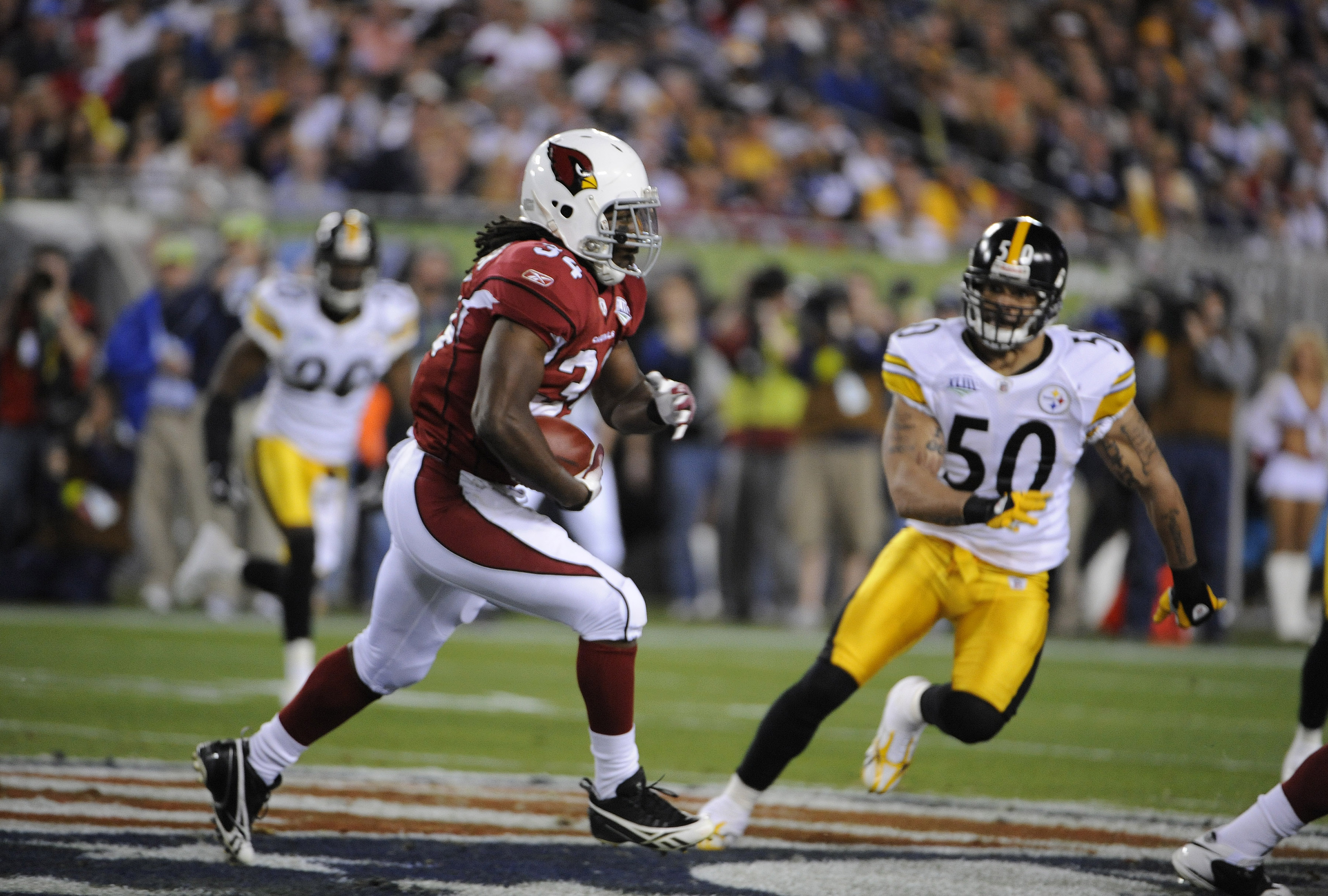 Super Bowl XLIII - Pittsburgh Steelers v Arizona Cardinals