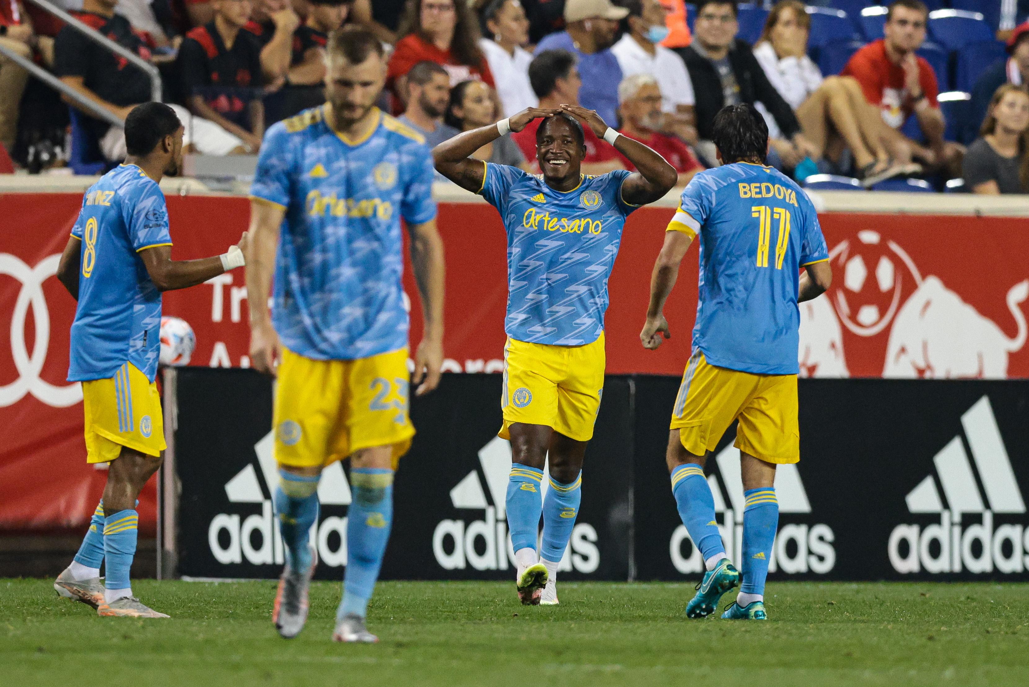 MLS: Philadelphia Union at New York Red Bulls