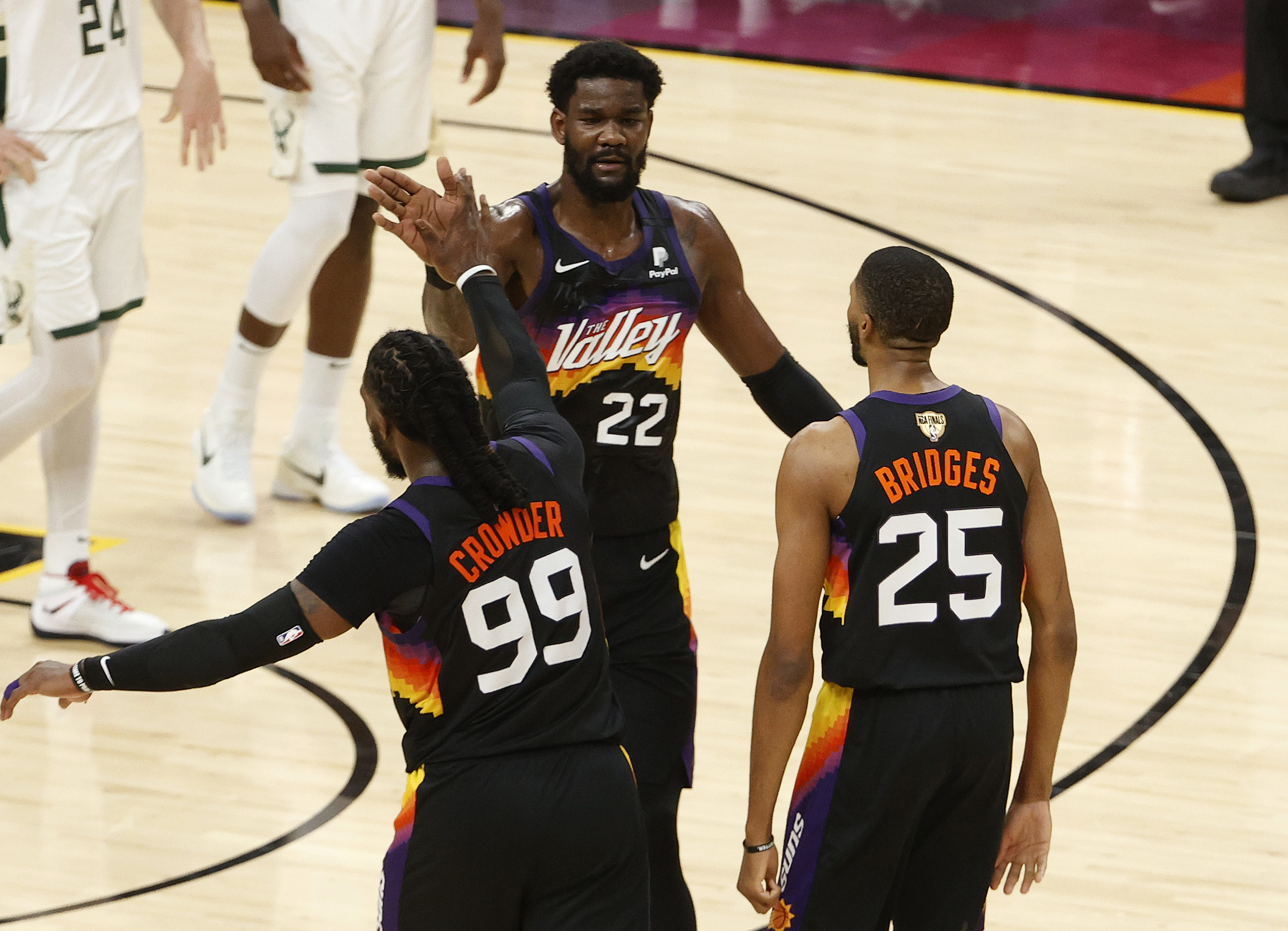 2021 NBA Finals - Game Two