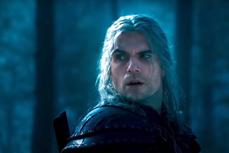 Geralt from Netflix's The Witcher season 2