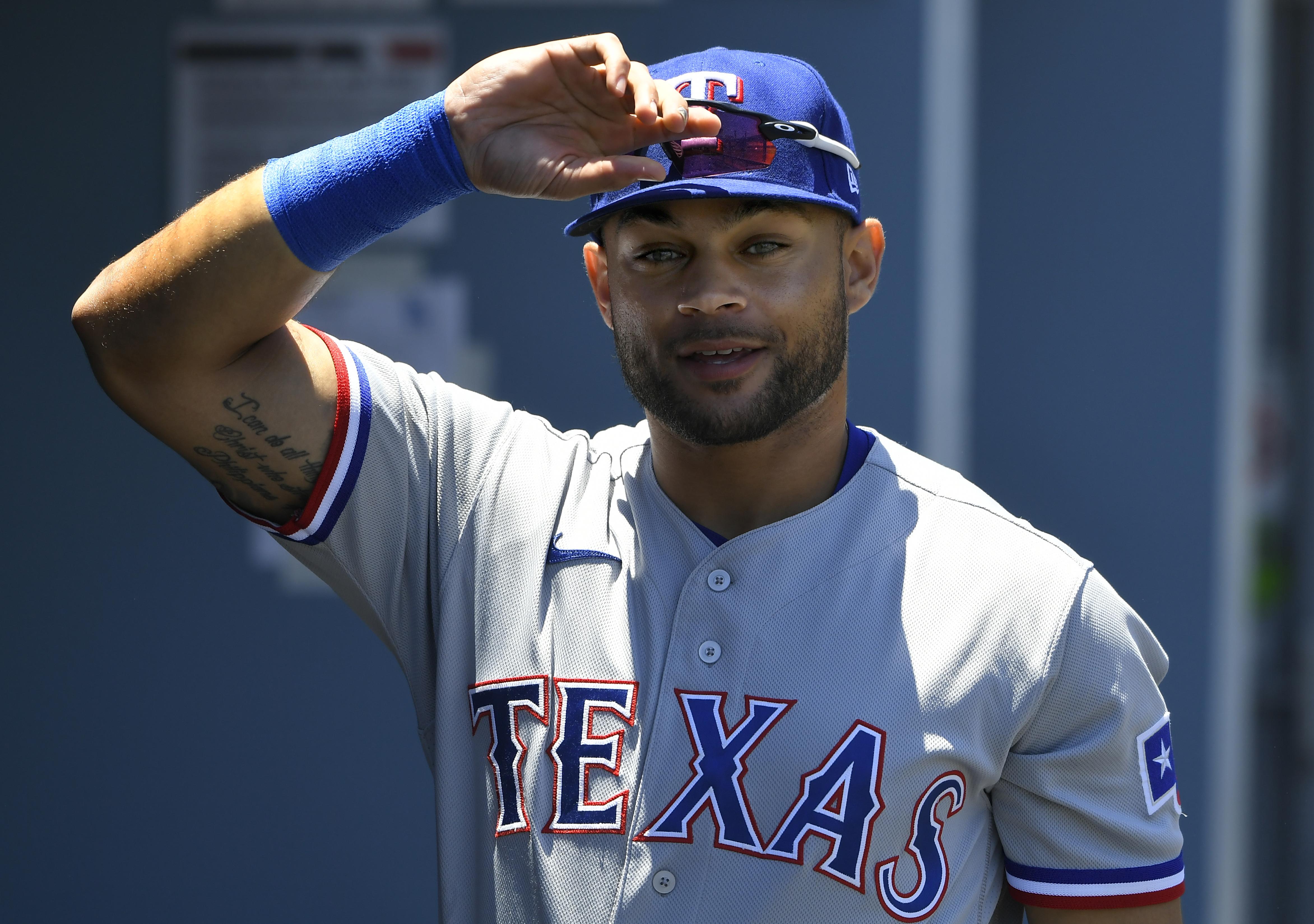 MLB: JUN 13 Rangers at Dodgers
