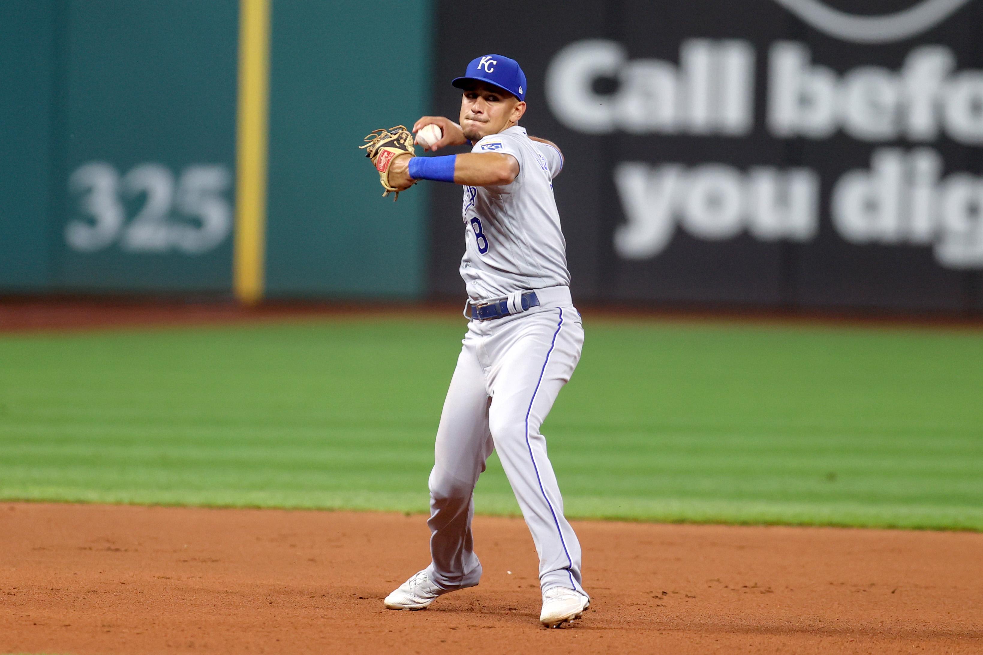 MLB: JUL 08 Royals at Indians