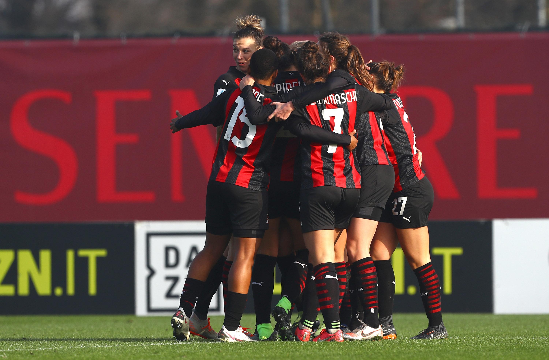 AC Milan v Sassuolo - Women's Serie A