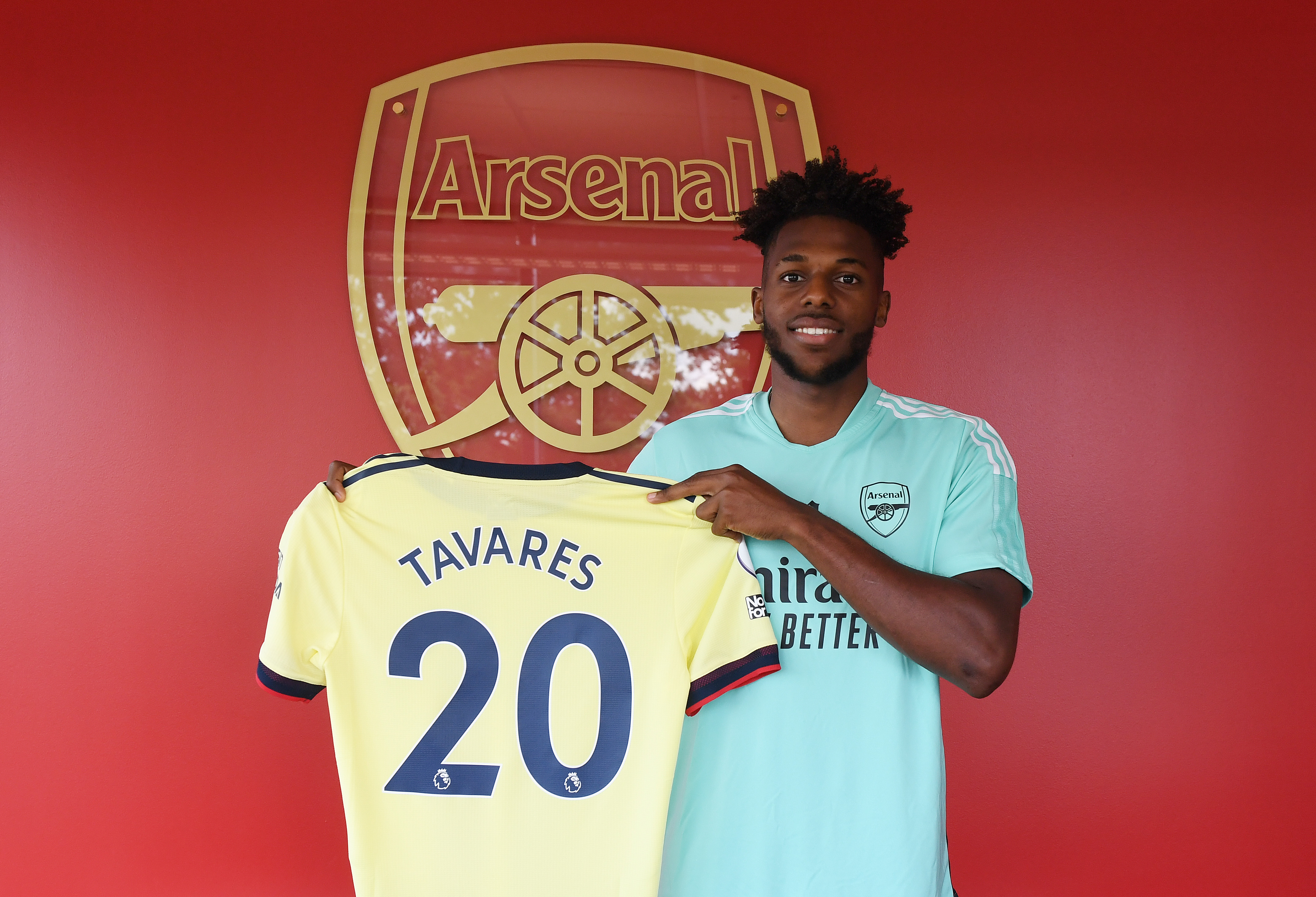 Arsenal Unveil New Signing Nuno Tavares