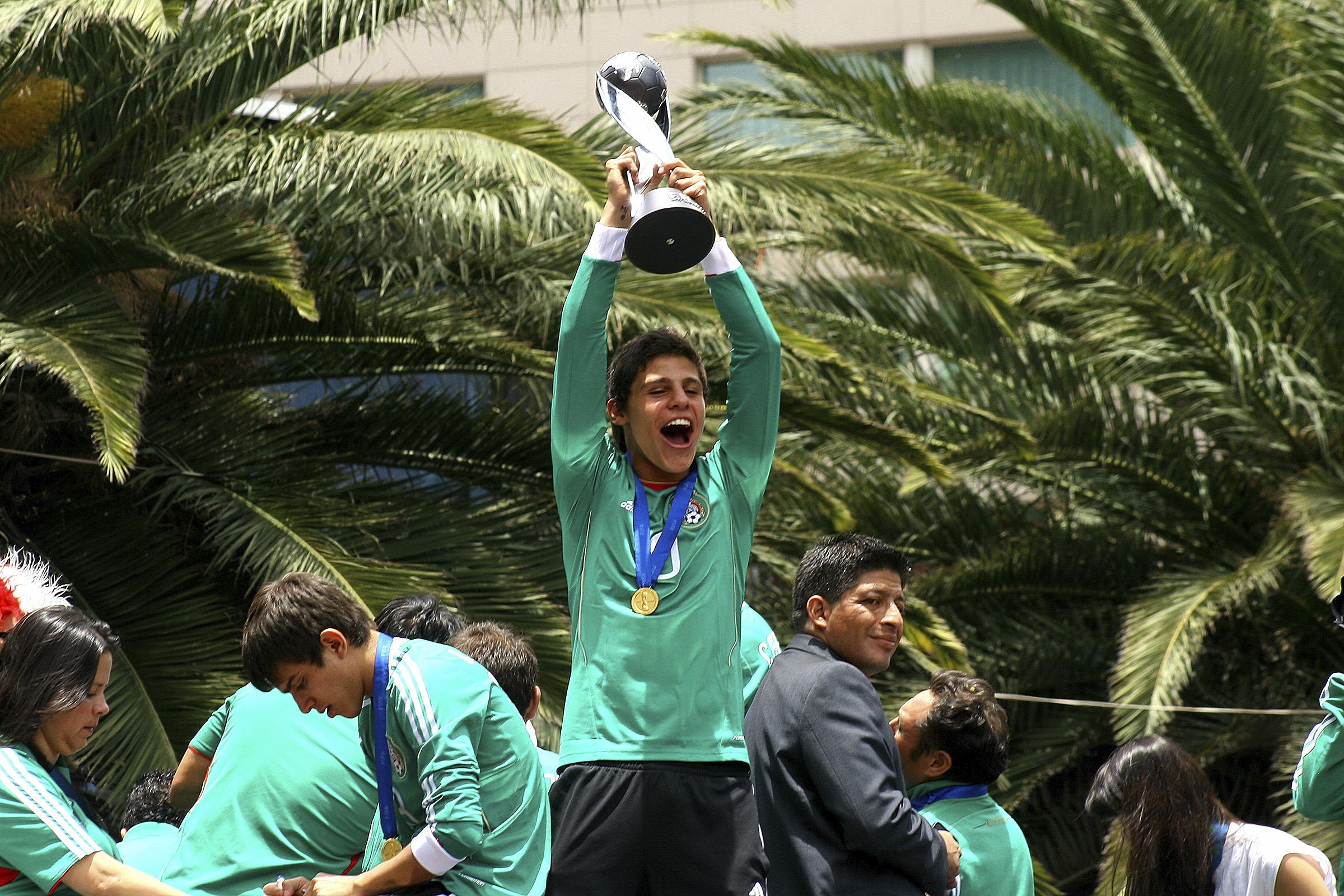 Mexico Celebrates FIFA U-17 World Cup