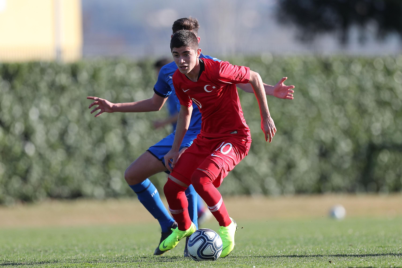 Italy U15 v Turkey U15