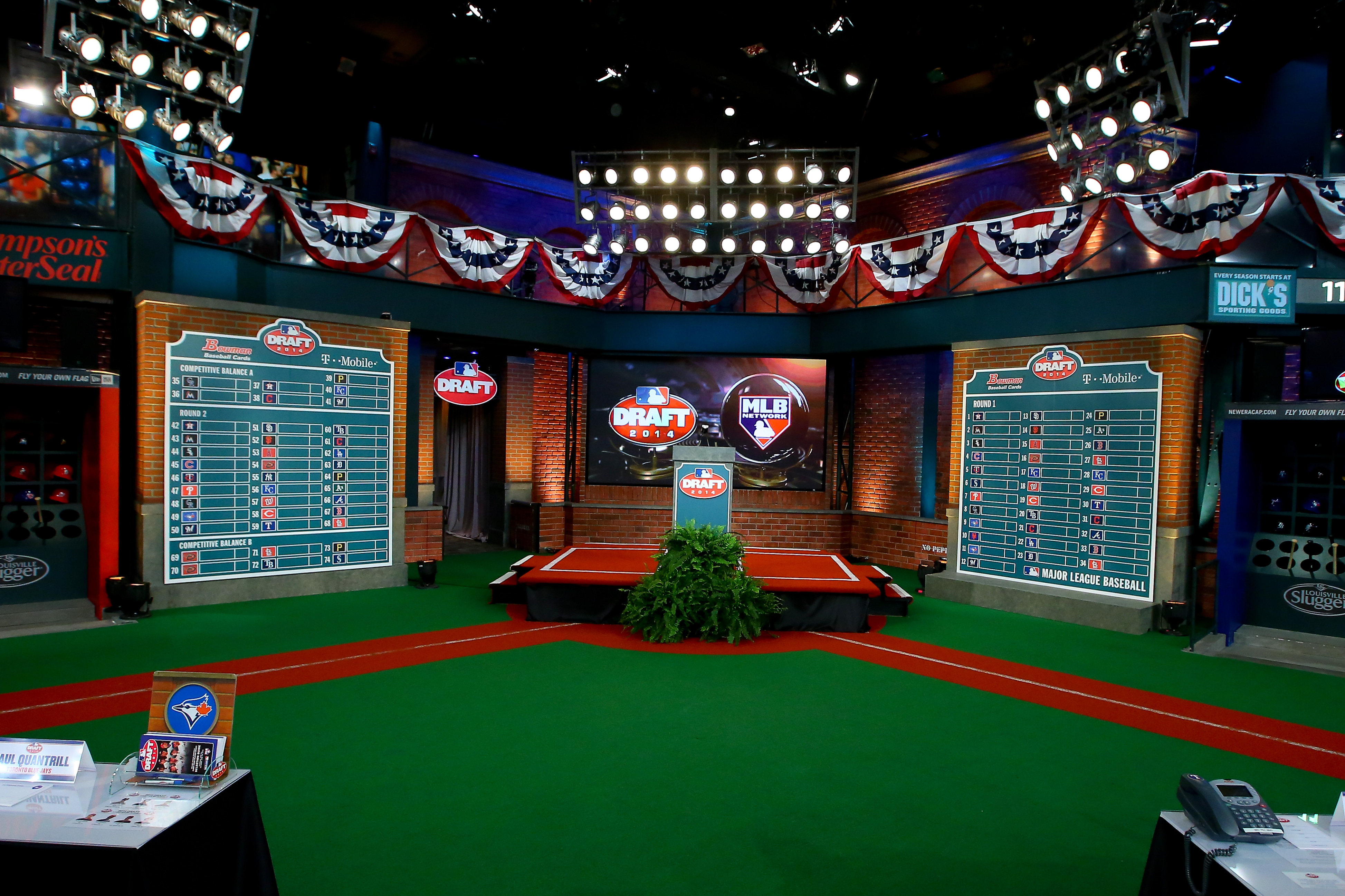 MLB: JUN 05 First-Year Player Draft