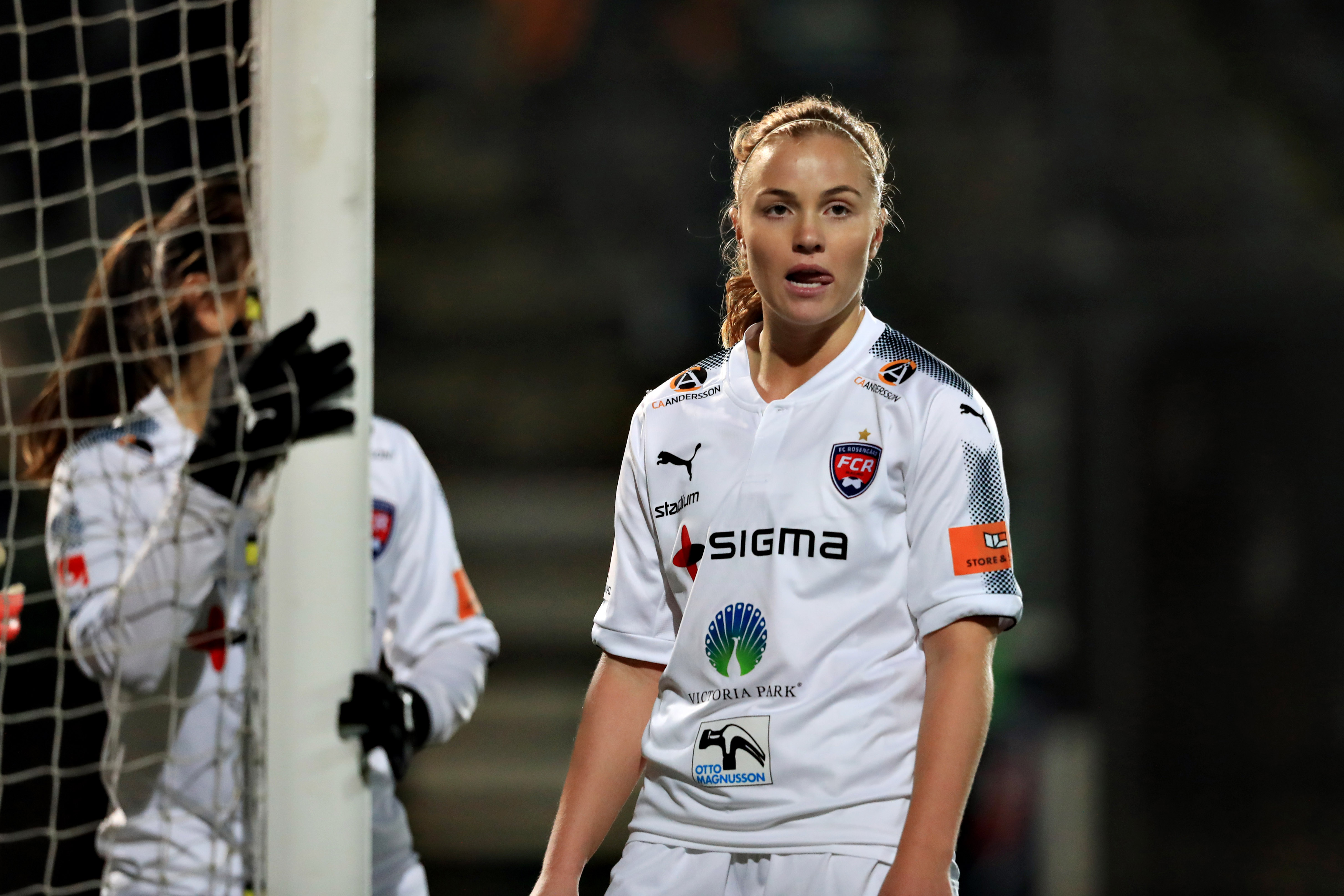Rosengard v Chelsea Ladies: UEFA Women's Champions League