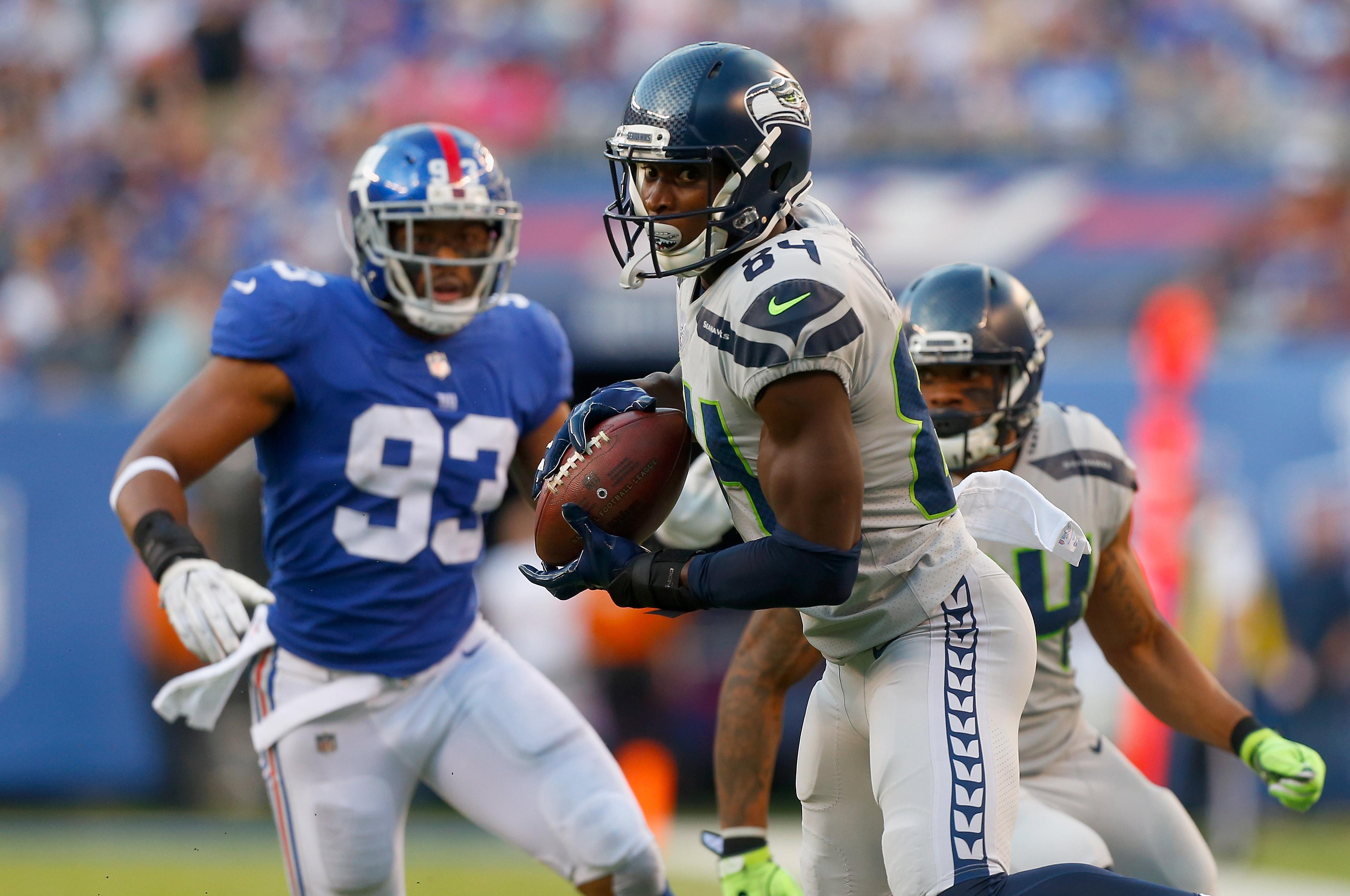 Seattle Seahawks v New York Giants